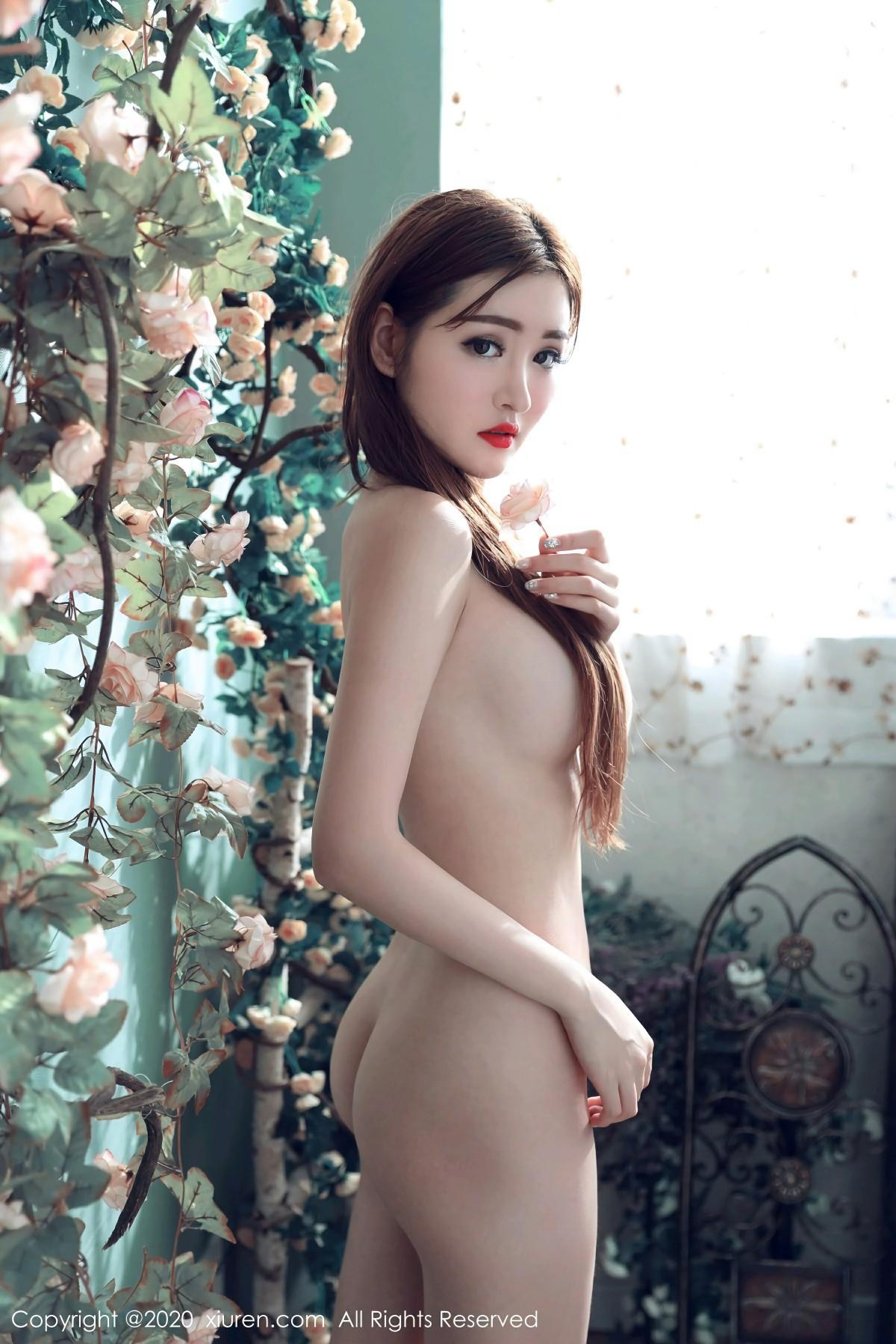 [XiuRen秀人网]2020.02.19 No.1987 沈梦瑶[35P] 秀人网 第4张