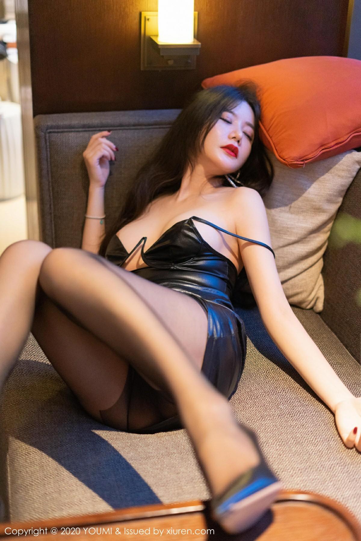 [YOUMI尤蜜荟]2020.02.20 VOL.419 心妍小公主[48P] 尤蜜荟 第1张