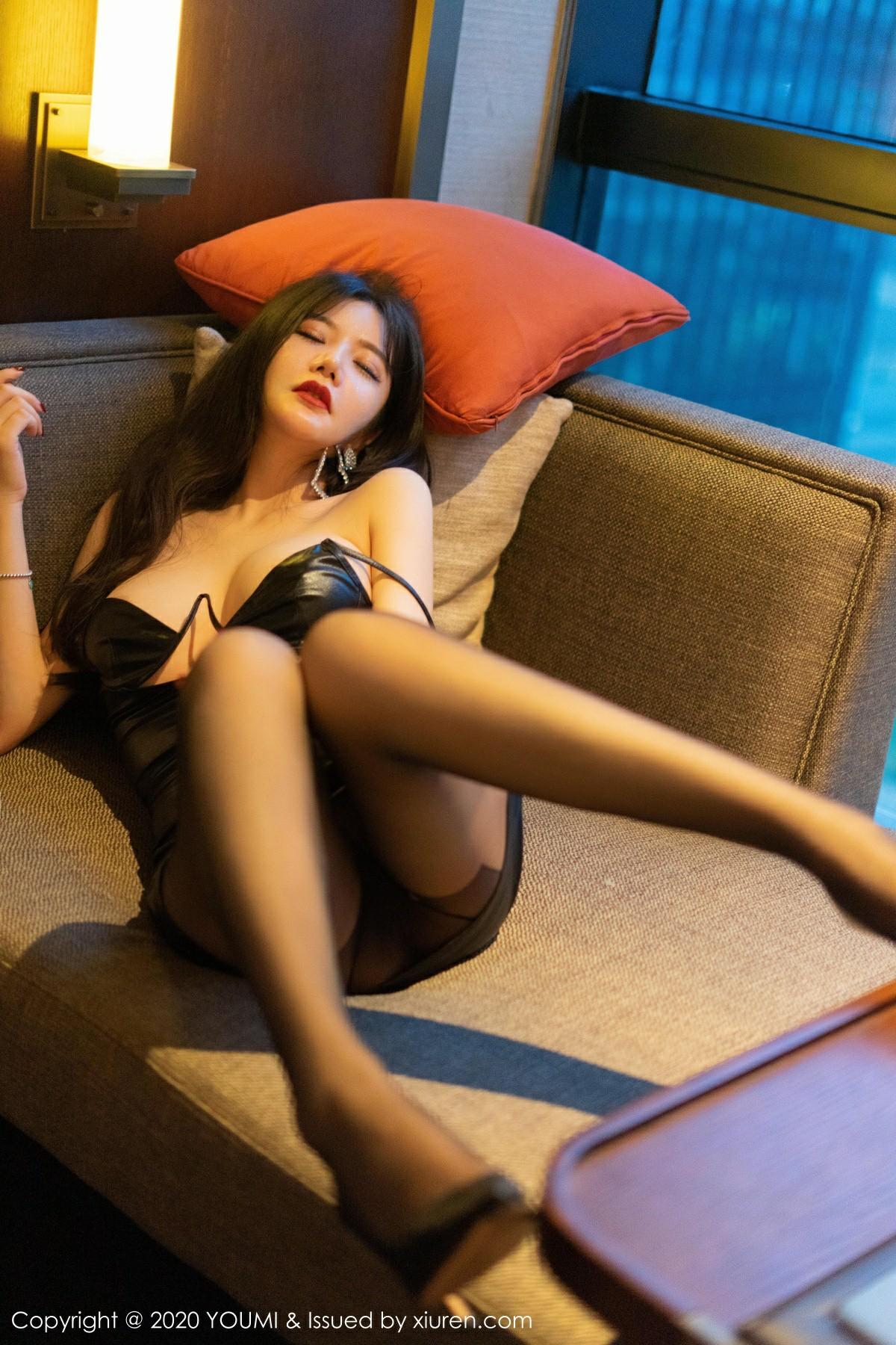 [YOUMI尤蜜荟]2020.02.20 VOL.419 心妍小公主[48P] 尤蜜荟 第3张