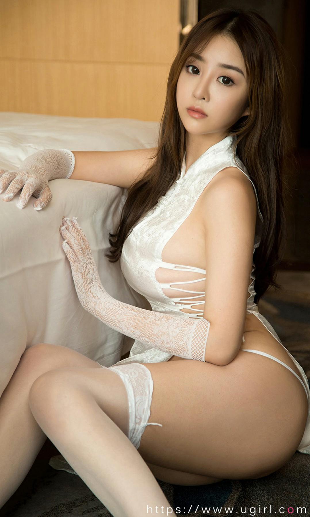 [Ugirls尤果网]爱尤物 2020.02.19 No.1736 Yunie 心事奶酪[34P] 尤果网 第3张