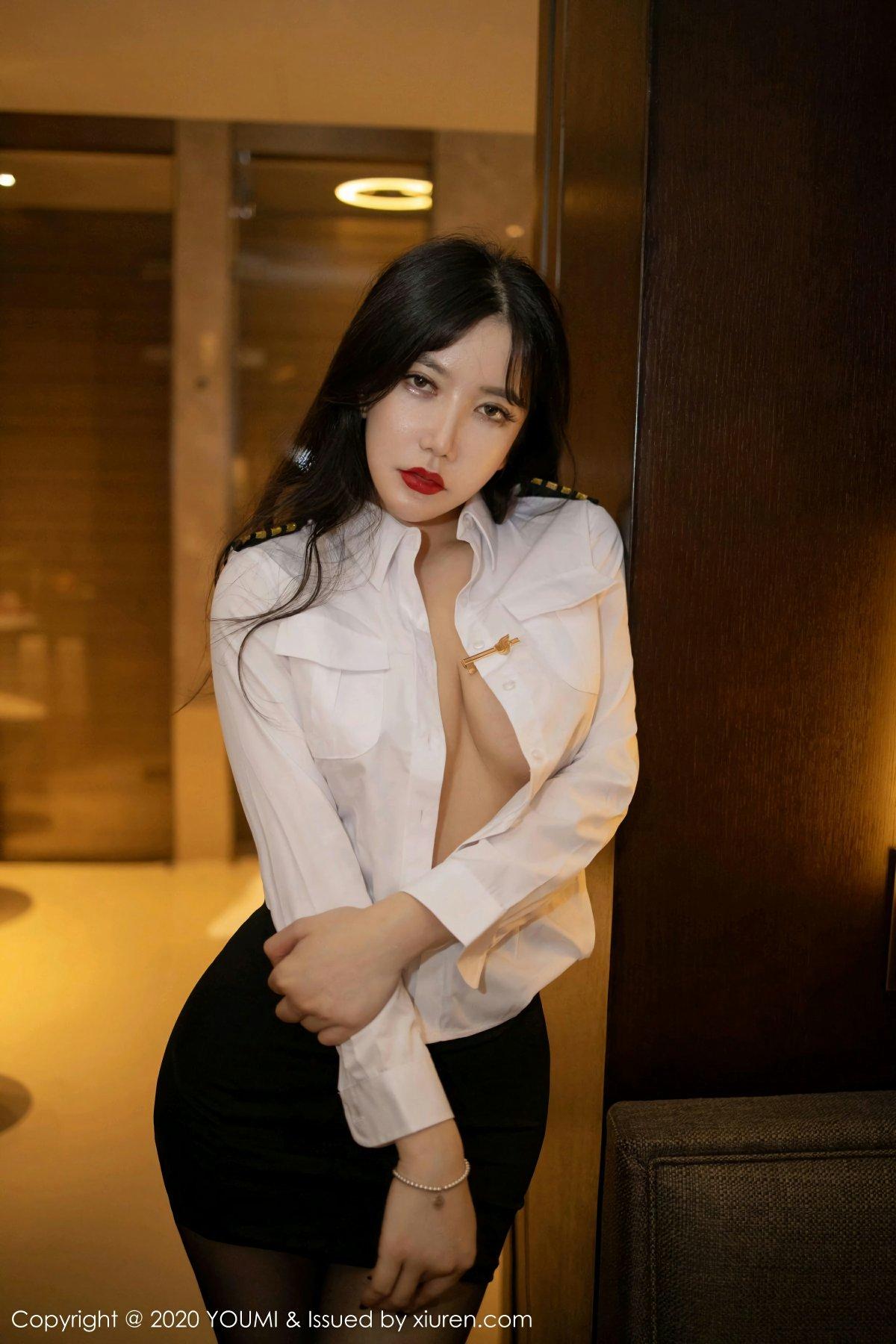[YOUMI尤蜜荟]2020.03.04 VOL.428 心妍小公主[29P] 尤蜜荟 第2张