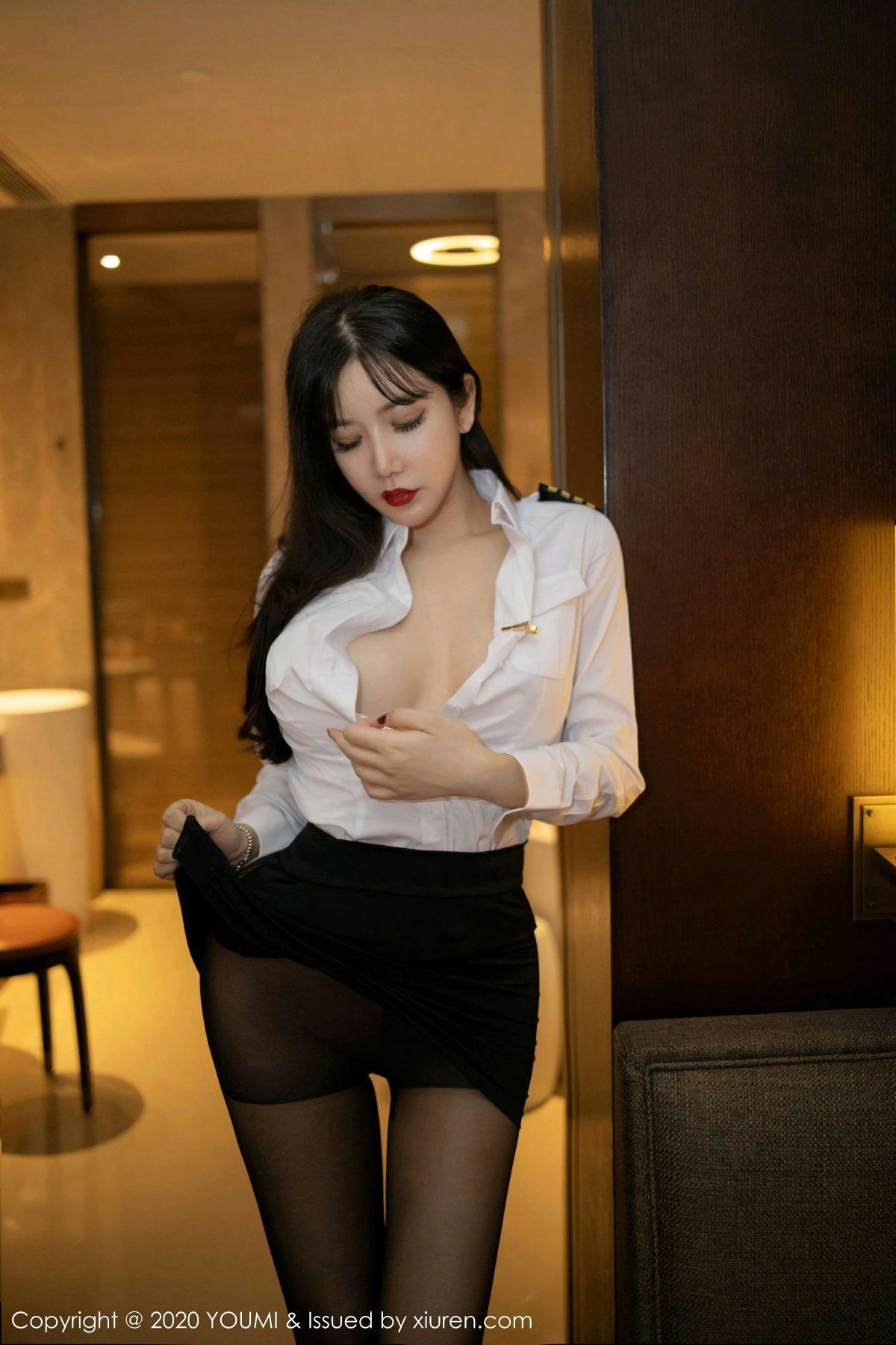 [YOUMI尤蜜荟]2020.03.04 VOL.428 心妍小公主[29P] 尤蜜荟 第3张