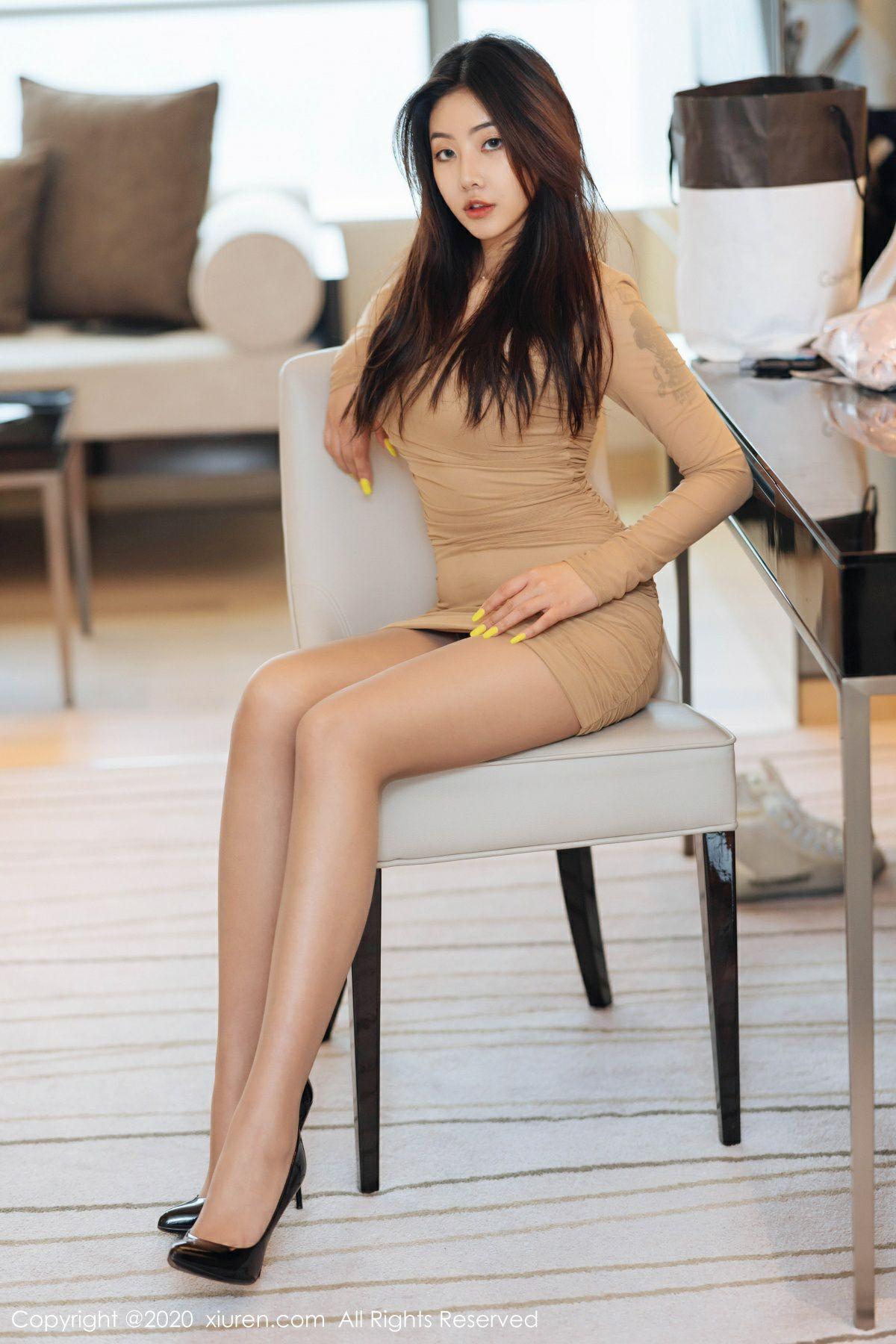 [XiuRen秀人网]2020.02.28 No.2013 陈念灵Vickyao[51P] 秀人网 第1张