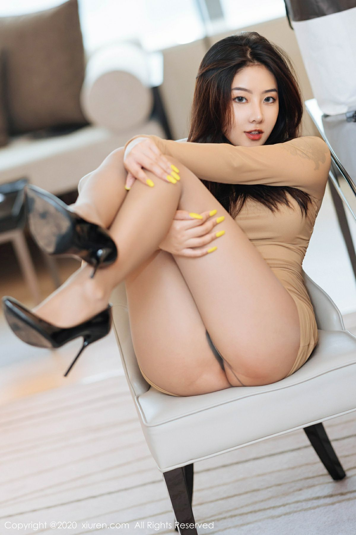 [XiuRen秀人网]2020.02.28 No.2013 陈念灵Vickyao[51P] 秀人网 第4张