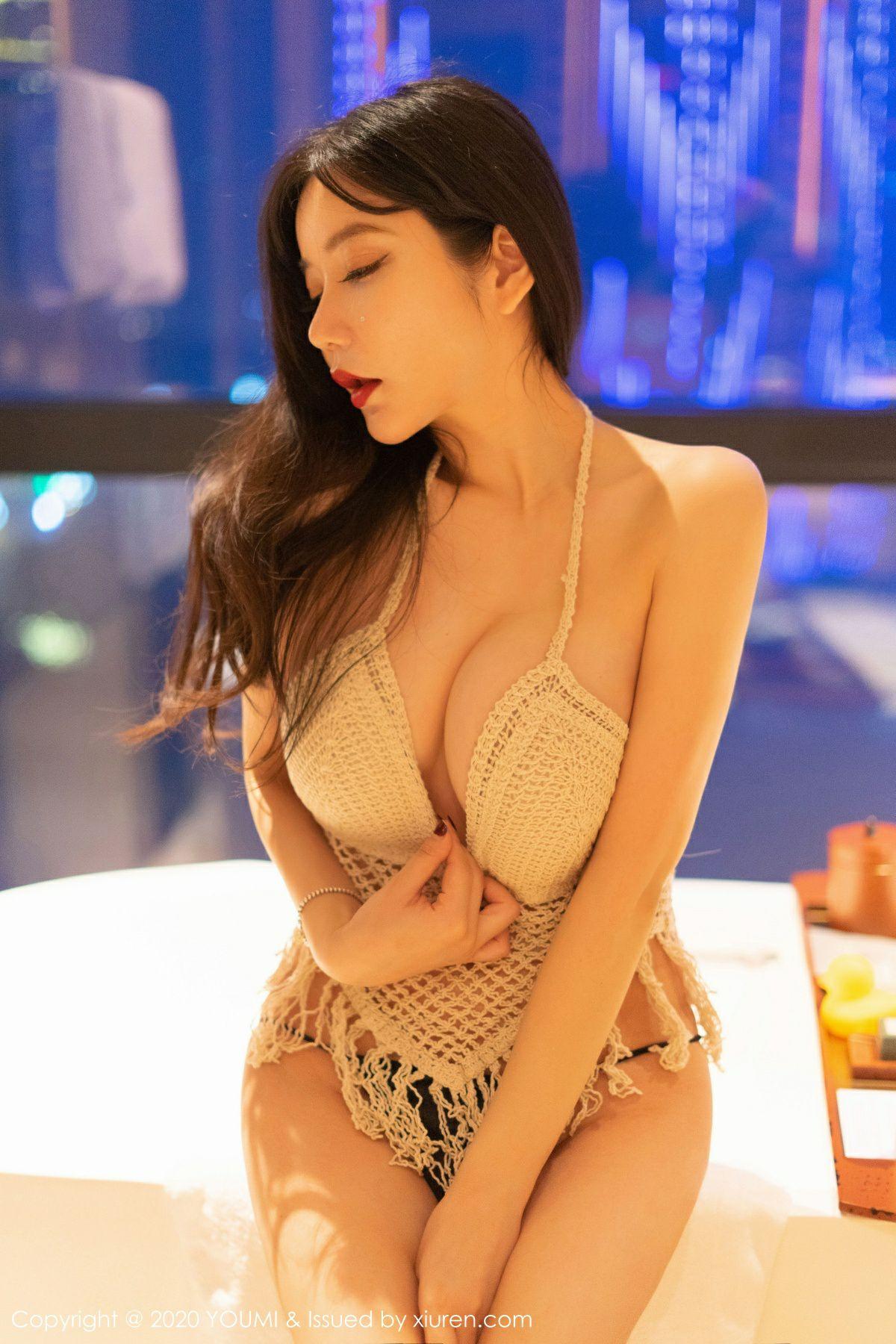 [YOUMI尤蜜荟]2020.02.26 VOL.423 心妍小公主[41P] 尤蜜荟 第2张