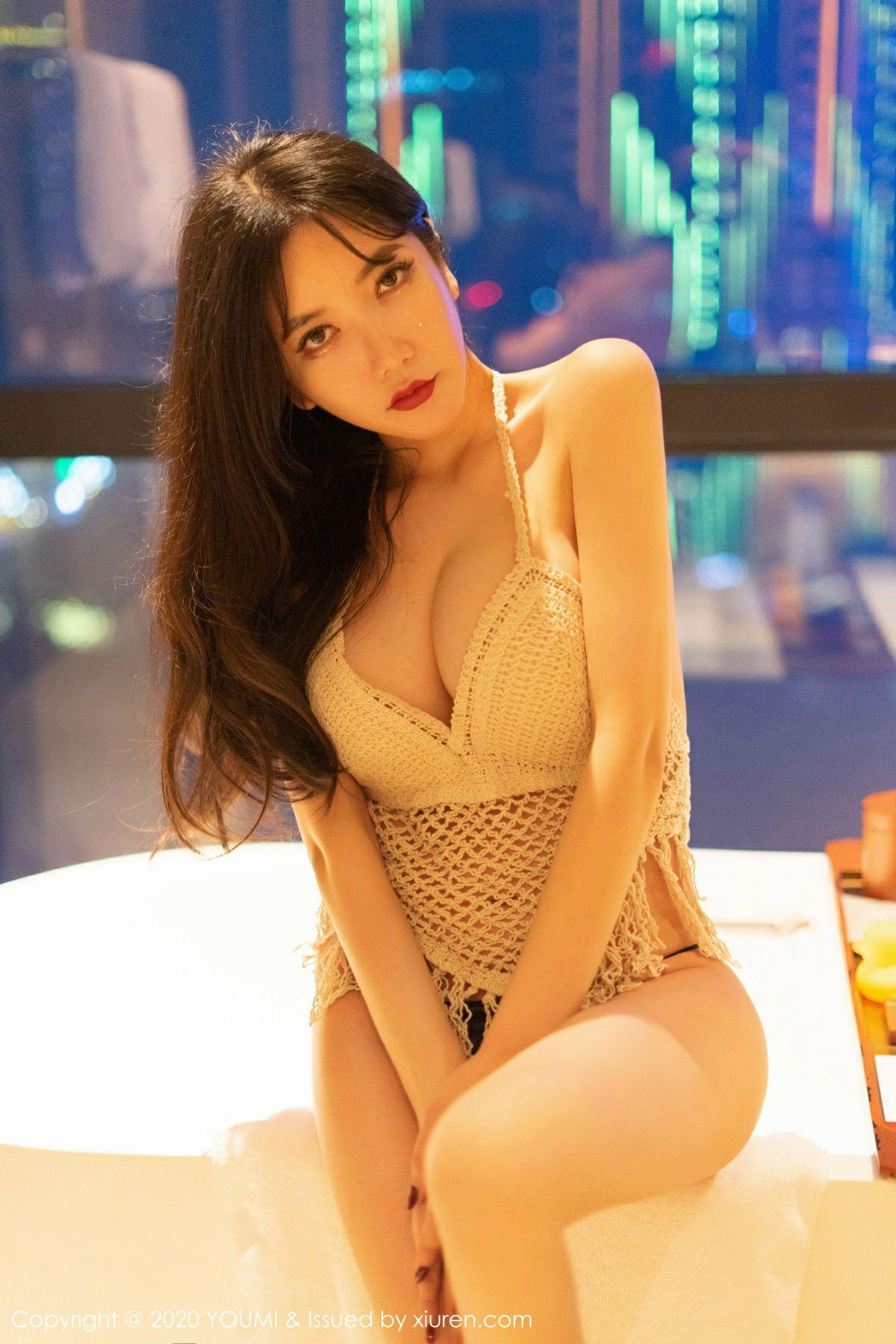[YOUMI尤蜜荟]2020.02.26 VOL.423 心妍小公主[41P] 尤蜜荟 第3张