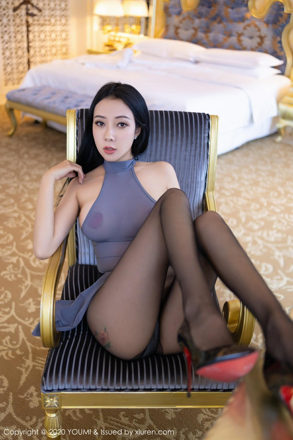 [YOUMI尤蜜荟]2020.02.24 VOL.421 果儿Victoria[44P] 尤蜜荟 第3张