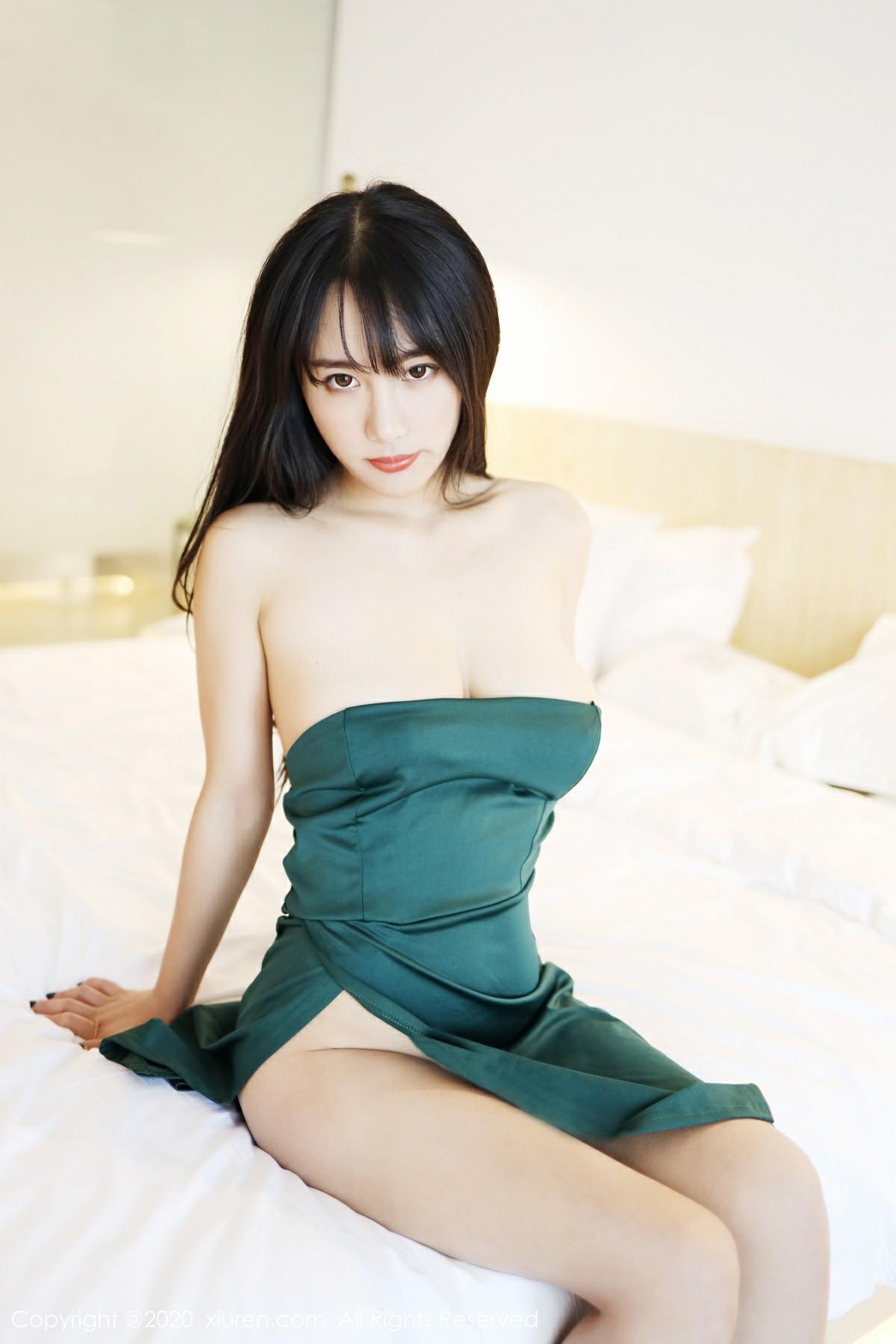 [XiuRen秀人网]2020.03.17 No.2067 陈茜妮zoe[40P] 秀人网 第3张