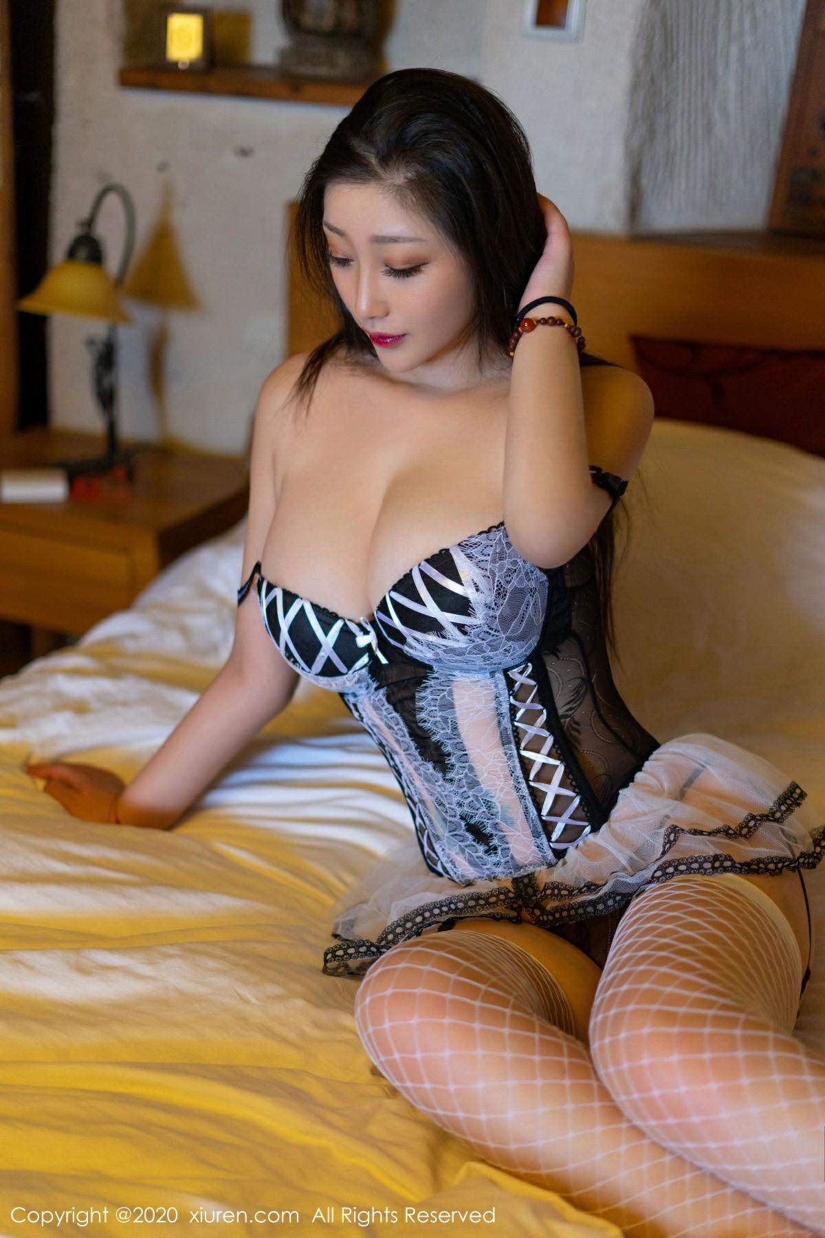 [XiuRen秀人网]2020.03.16 No.2064 妲己_Toxic-第4张图片-福利社