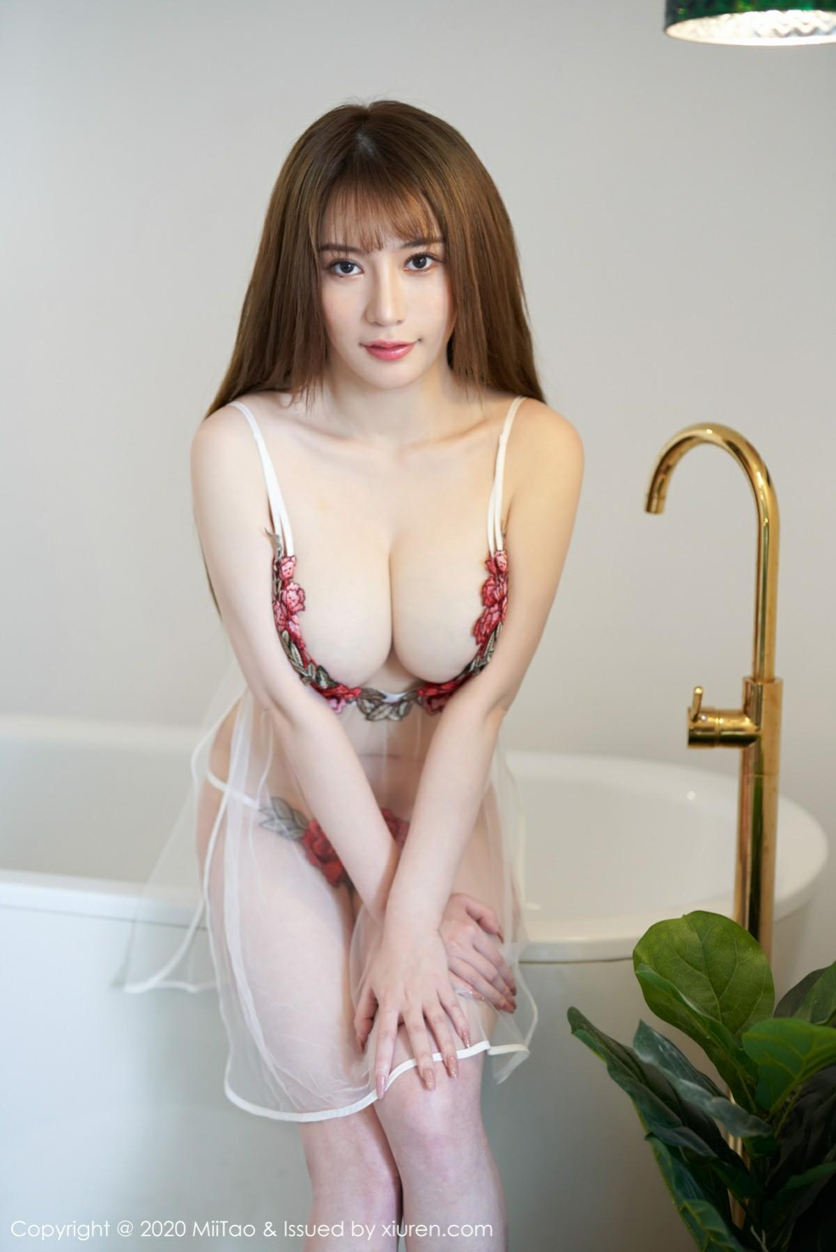 [MiiTao蜜桃社]2020.03.16 VOL.139 雪梨sherry[48P] 蜜桃社 第3张