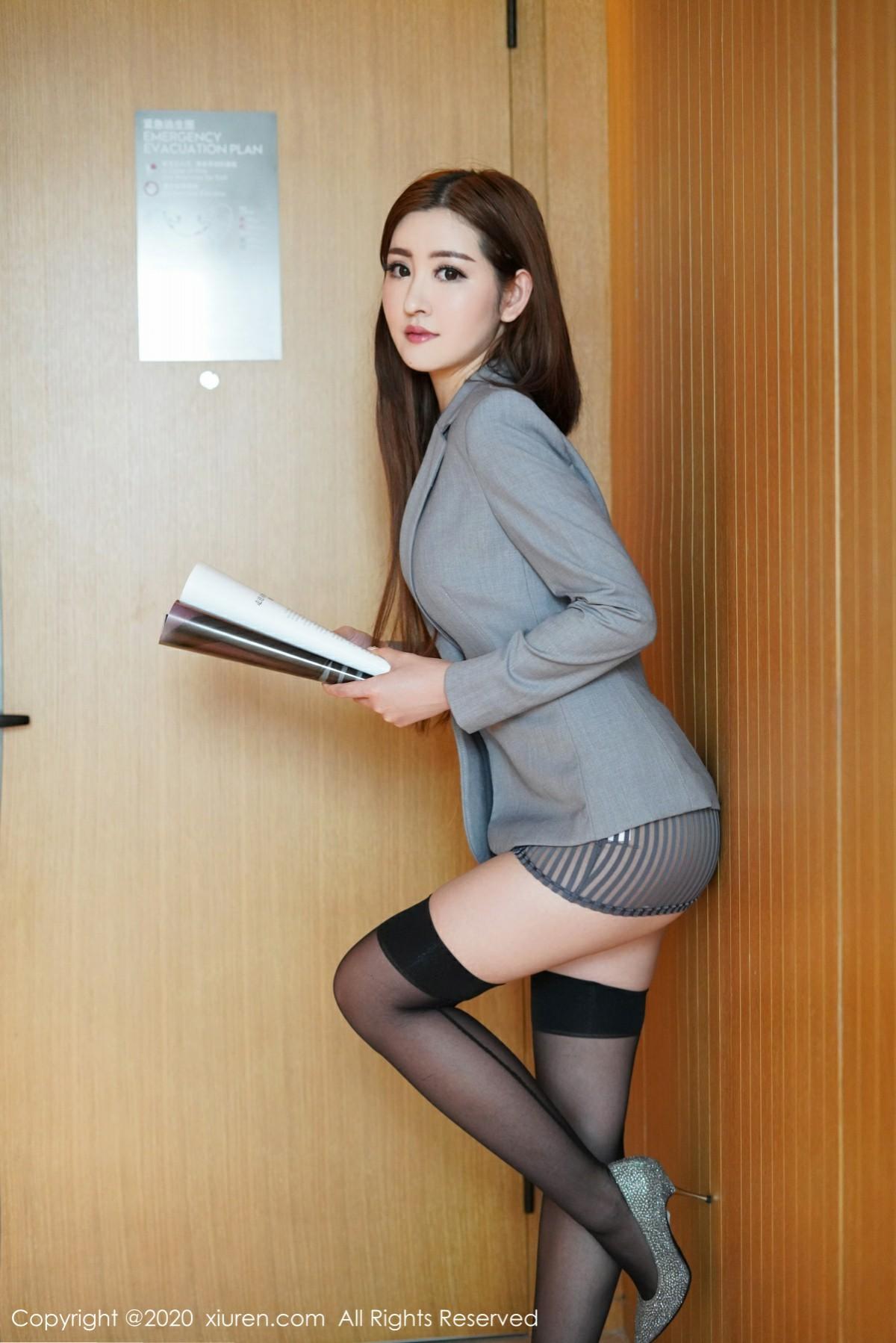 [XiuRen秀人网]2020.03.18 No.2072 沈梦瑶[61P] 秀人网 第4张