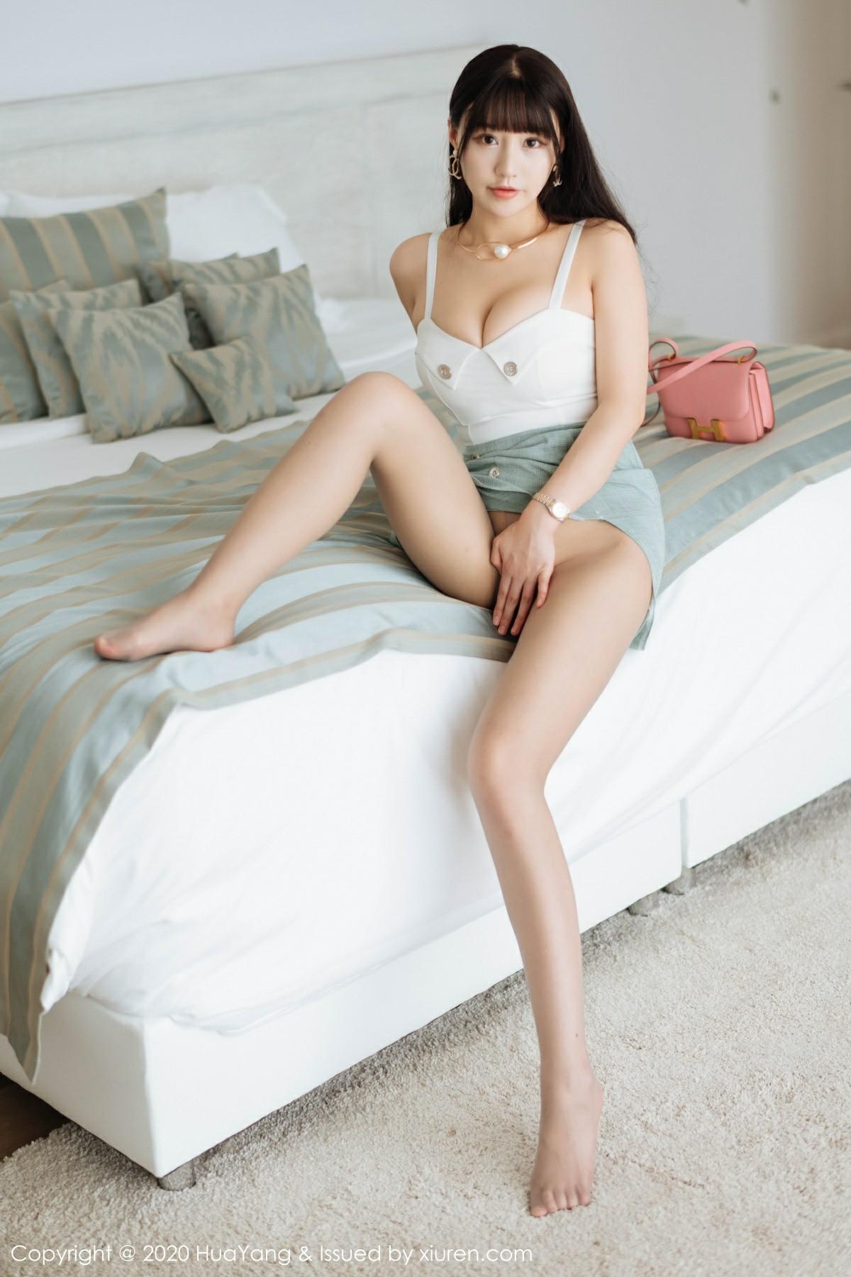 [HuaYang花漾写真]2020.03.11 VOL.226 朱可儿Flower[52P] 花漾写真 第2张