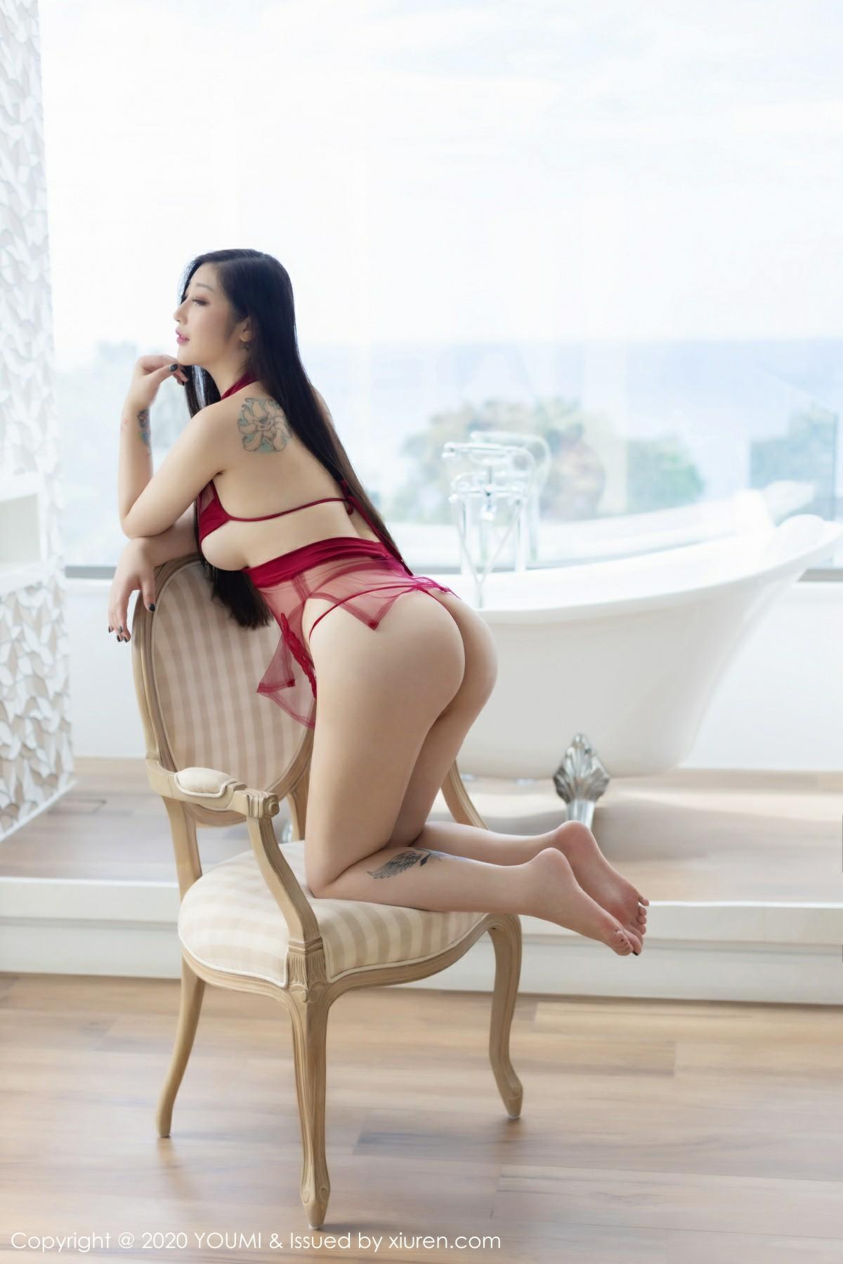 [YOUMI尤蜜荟]2020.03.23 VOL.439 妲己 Toxic[46P] 尤蜜荟 第4张