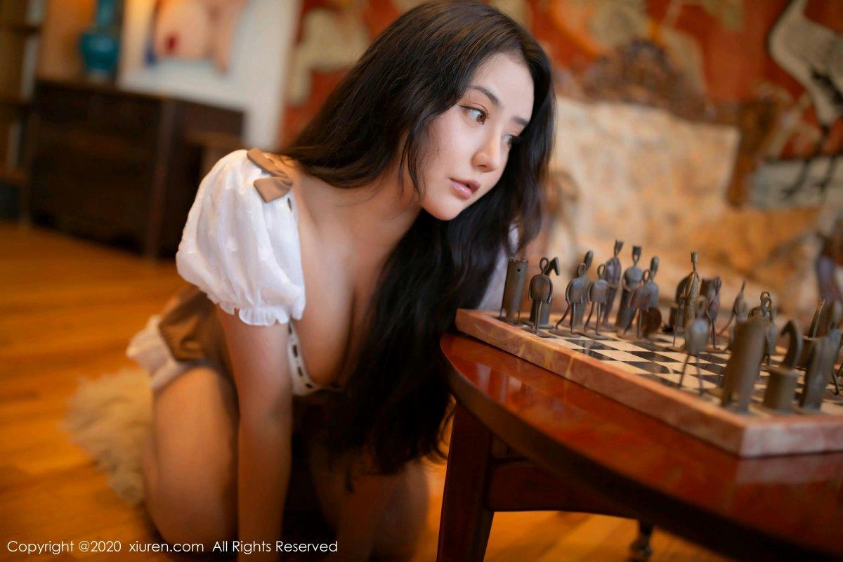 [XiuRen秀人网]2020.03.09 No.2041 玛鲁娜Manuela[39P] 秀人网 第2张