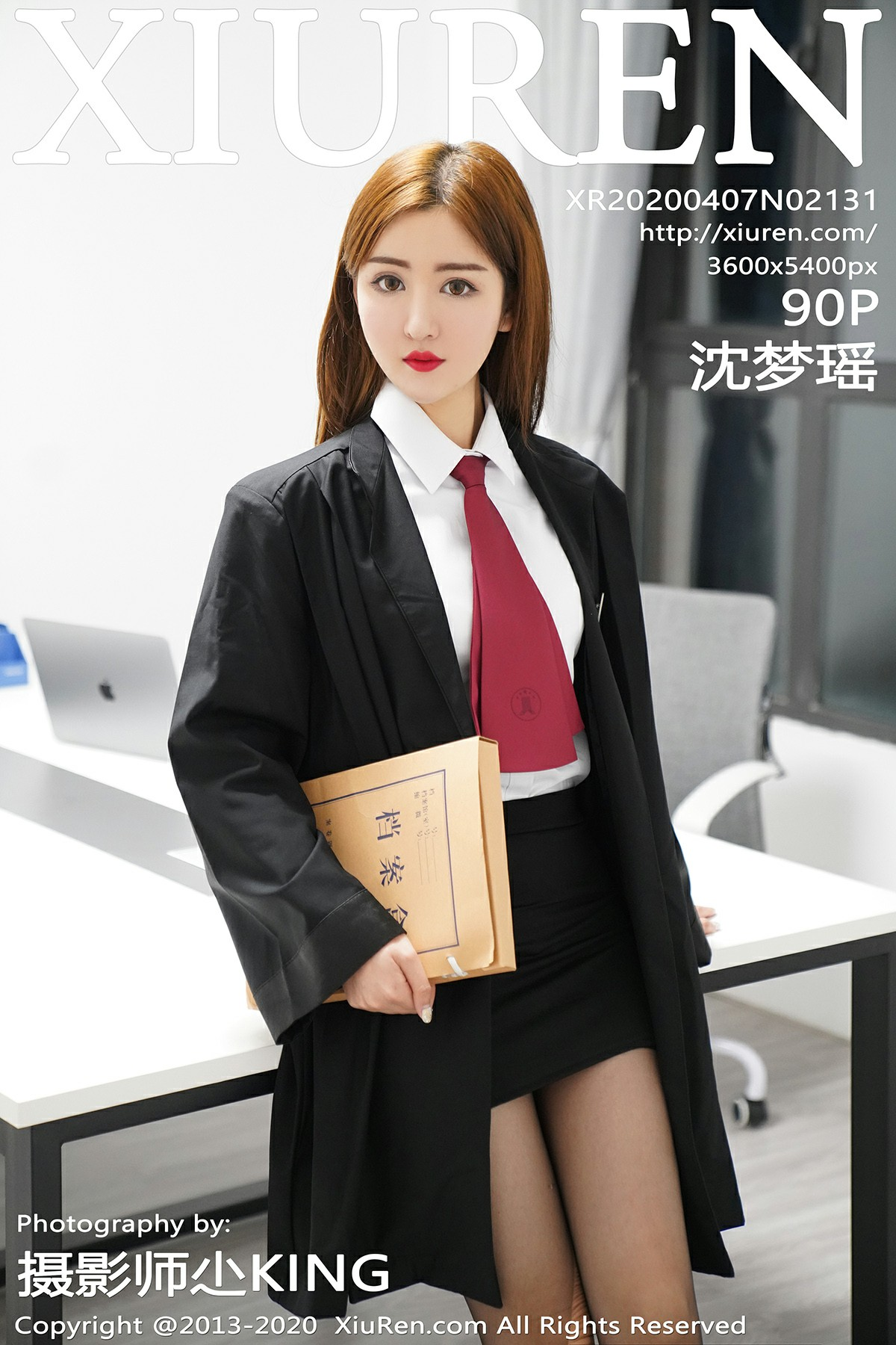 [XiuRen秀人网]2020.04.07 No.2131 沈梦瑶[91P] 秀人网 第1张