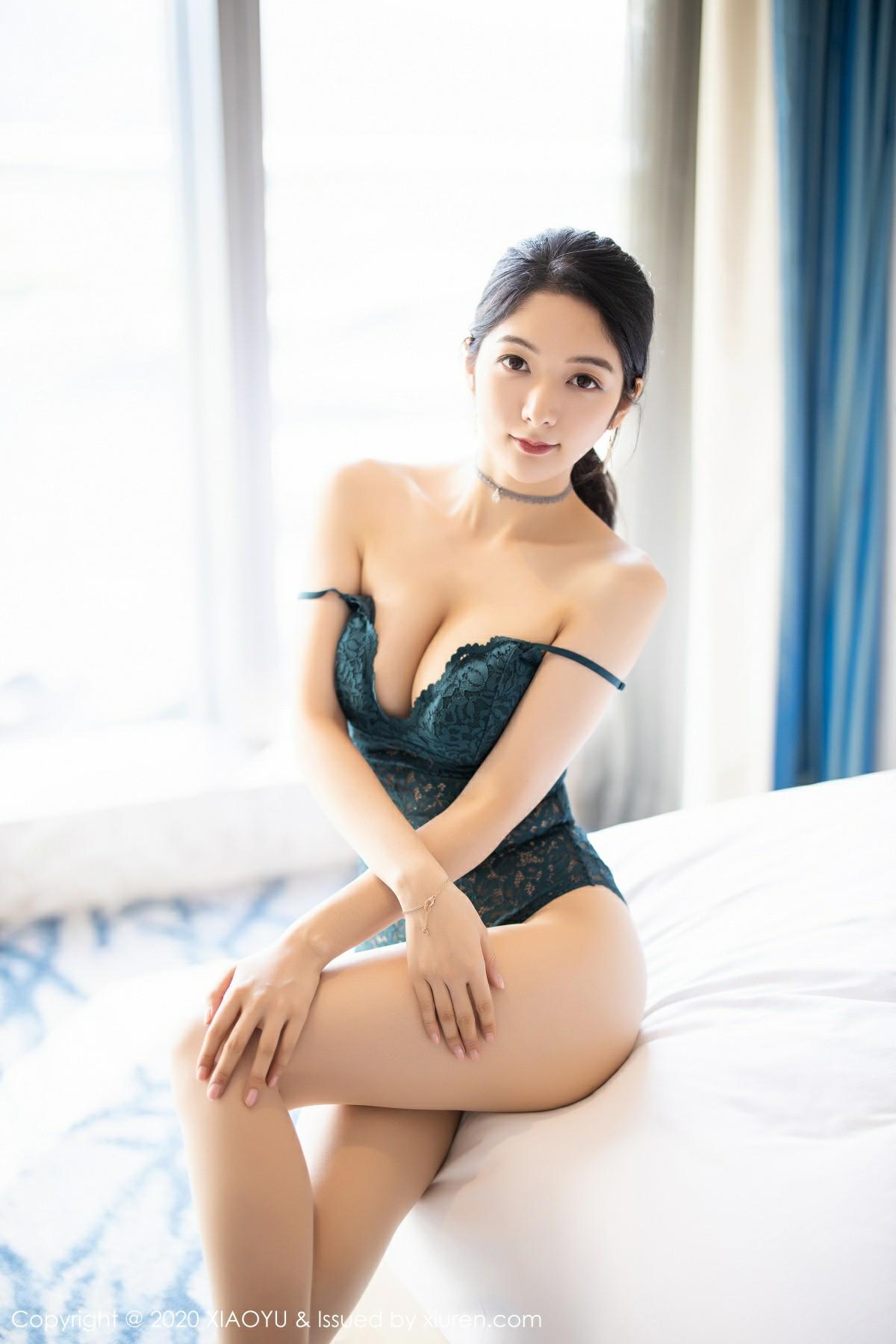 [XIAOYU语画界]2020.04.08 VOL.284 Angela小热巴[101P] 语画界 第4张