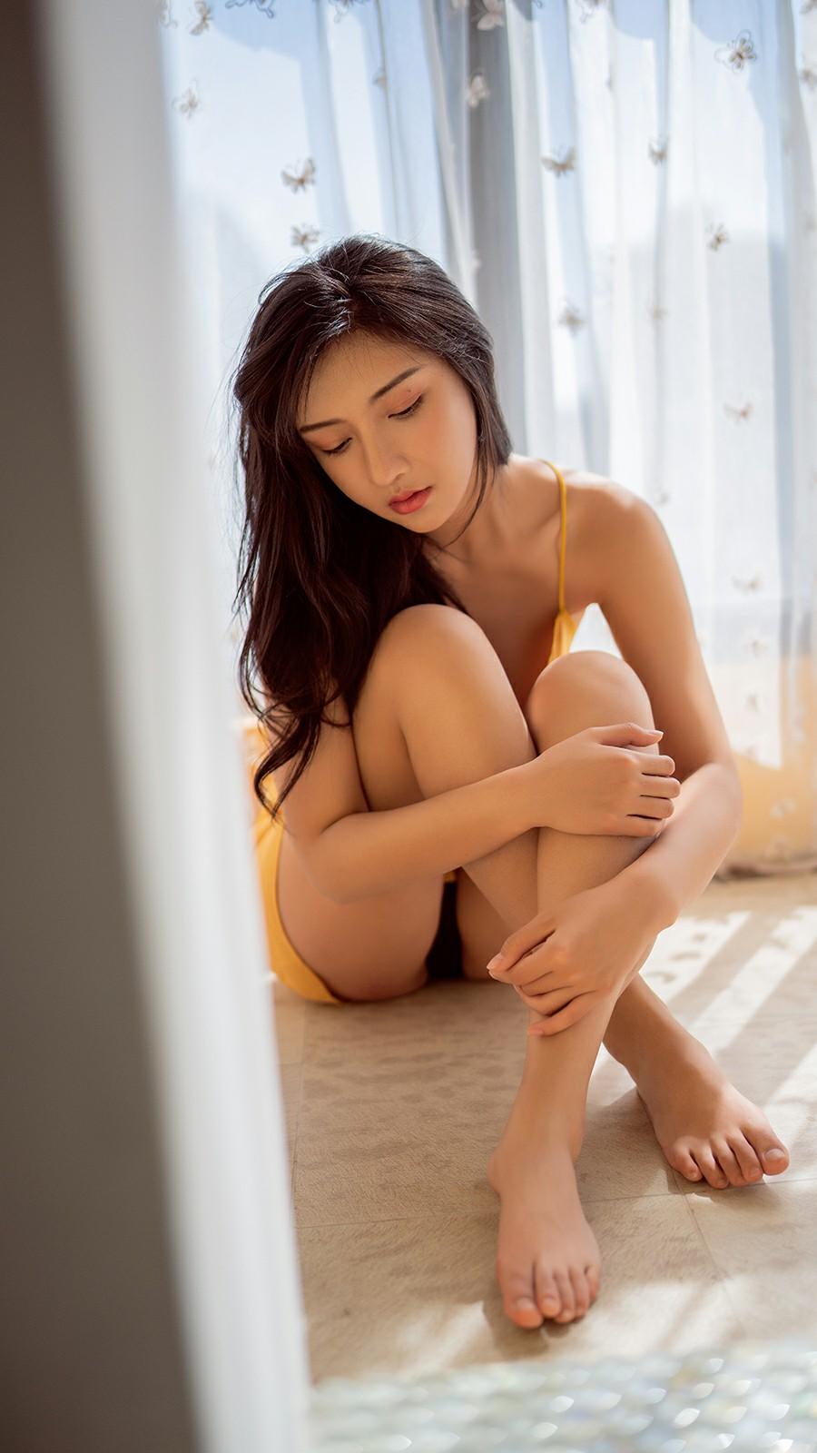 [TouTiao头条女神]2020.04.16 韩熙小狐狸 小鱼的情绪[21P] 头条女神 第4张