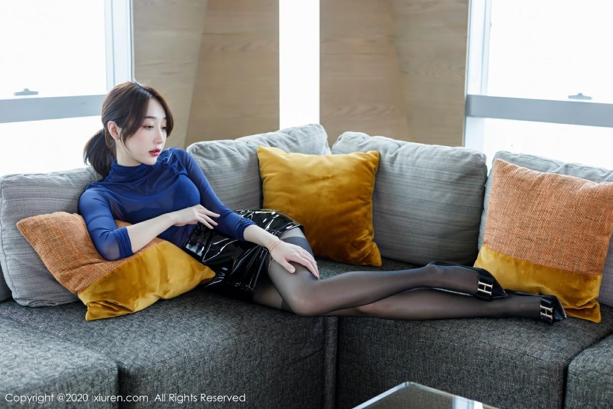 [XiuRen秀人网]2020.04.03 No.2129 九月生 [64P] 秀人网 第4张