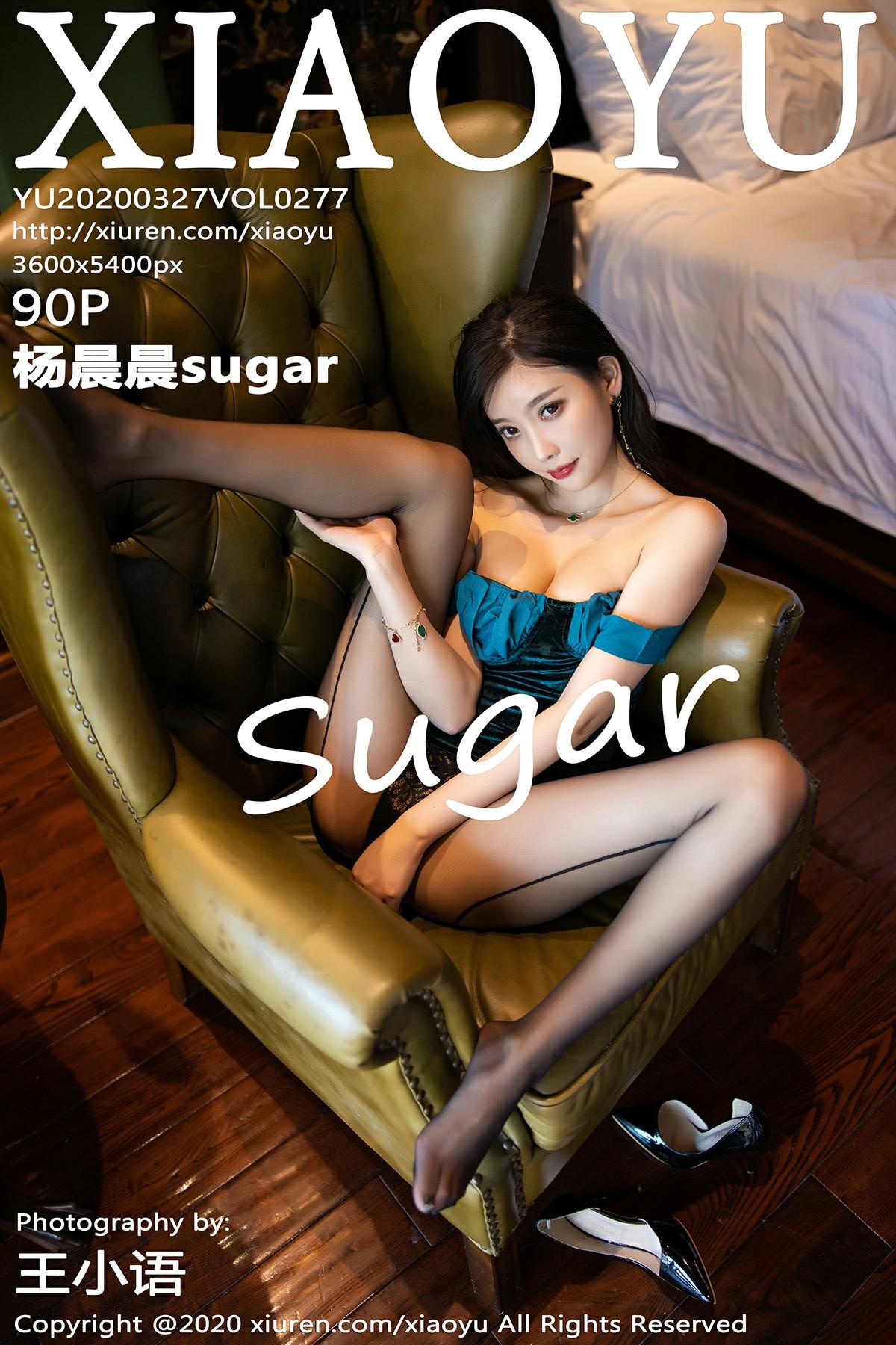 [XIAOYU语画界]2020.03.27 VOL.277 杨晨晨sugar[87P] 语画界 第1张