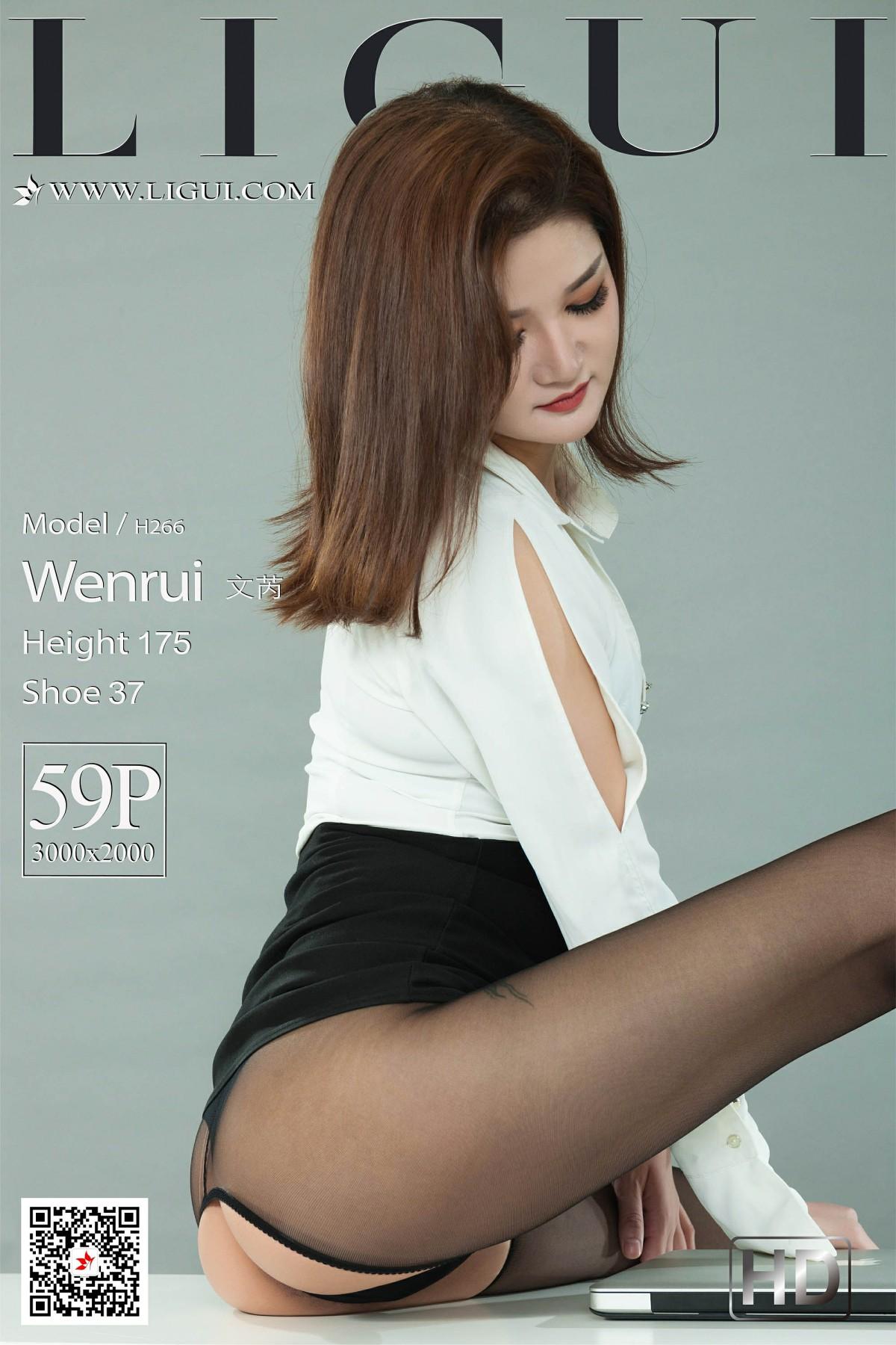 [Ligui丽柜]2020.04.02 网络丽人 Model 文芮[60P] Ligui丽柜 第1张