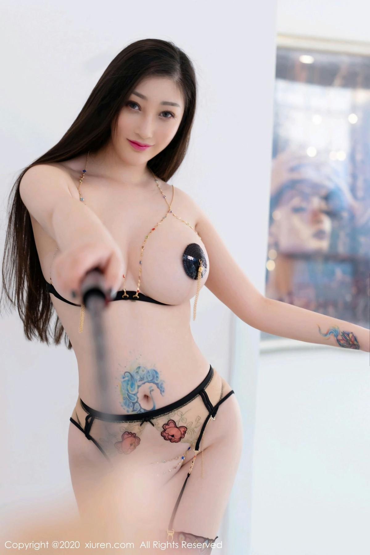 [XiuRen秀人网]2020.03.26 No.2104 妲己 Toxic[35P] 秀人网 第4张