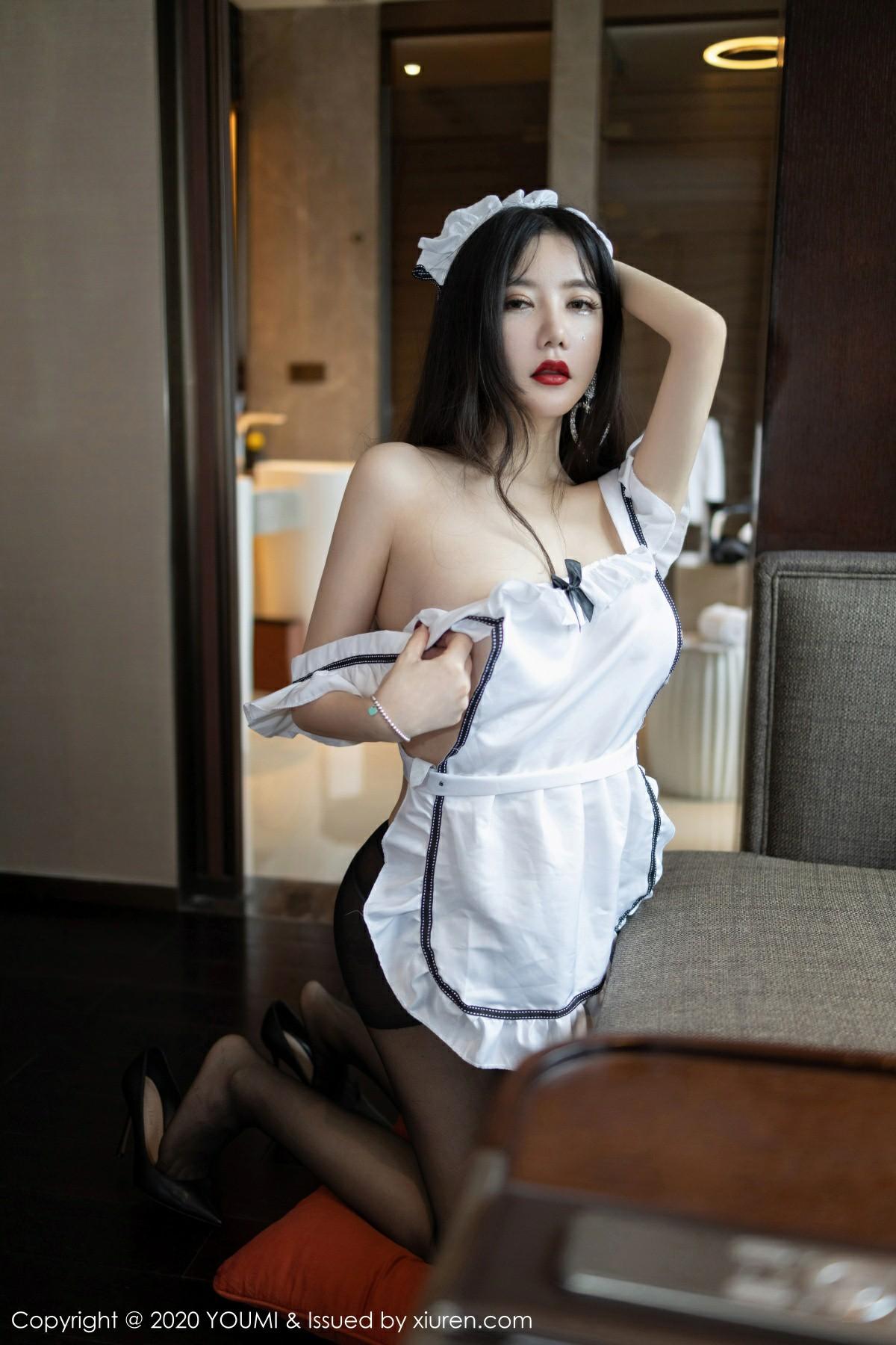 [YOUMI尤蜜荟]2020.03.24 VOL.440 心妍小公主[41P] 尤蜜荟 第3张