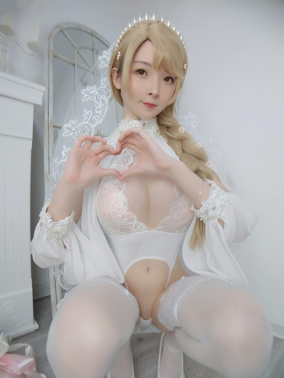 一小央泽 – 花嫁 第3张