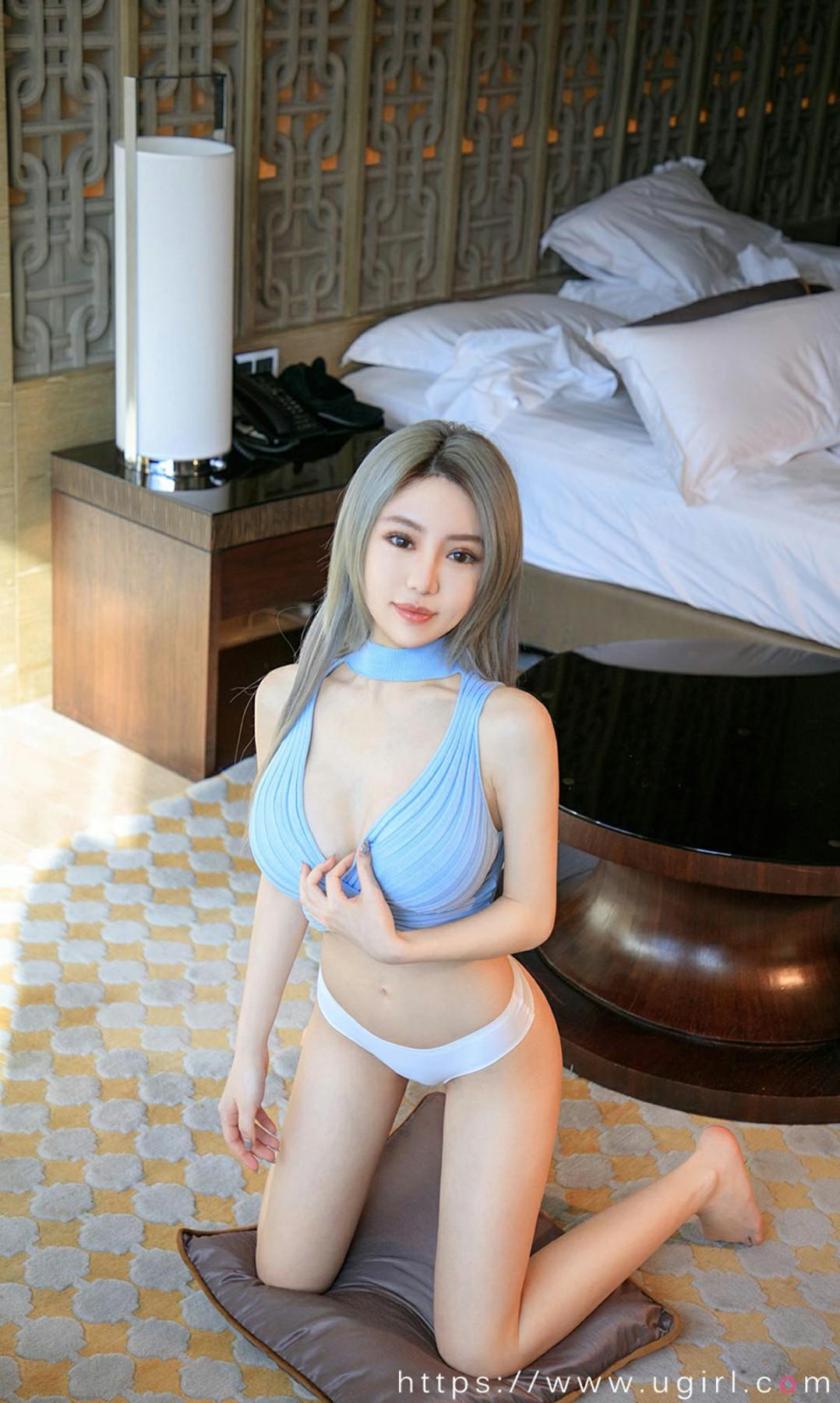 [Ugirls尤果网]爱尤物 2020.05.01 No.1808 Kiki 美人倾晨 第4张