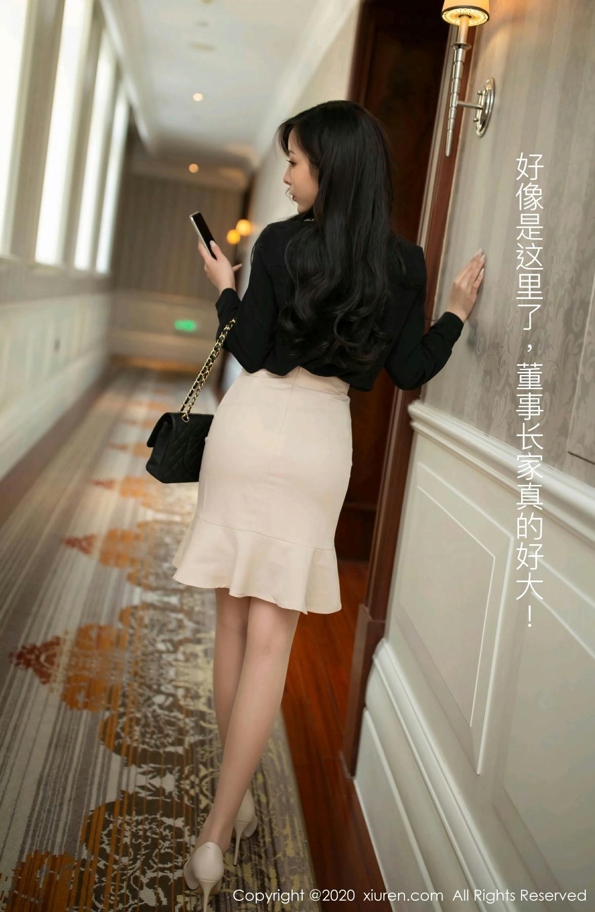 [XiuRen秀人网]2020.05.14 No.2245 陈小喵 第4张