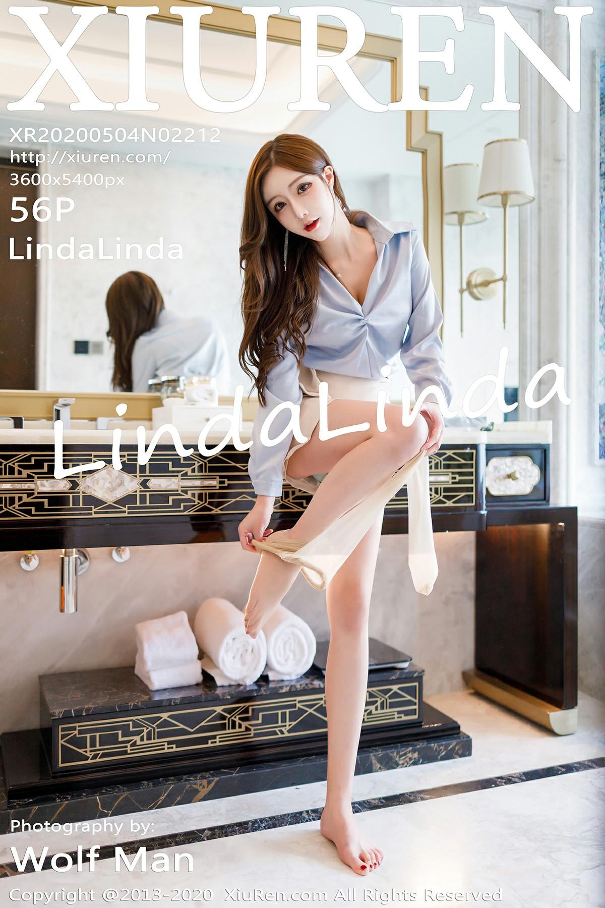 [XiuRen秀人网]2020.05.04 No.2212 LindaLinda 第1张