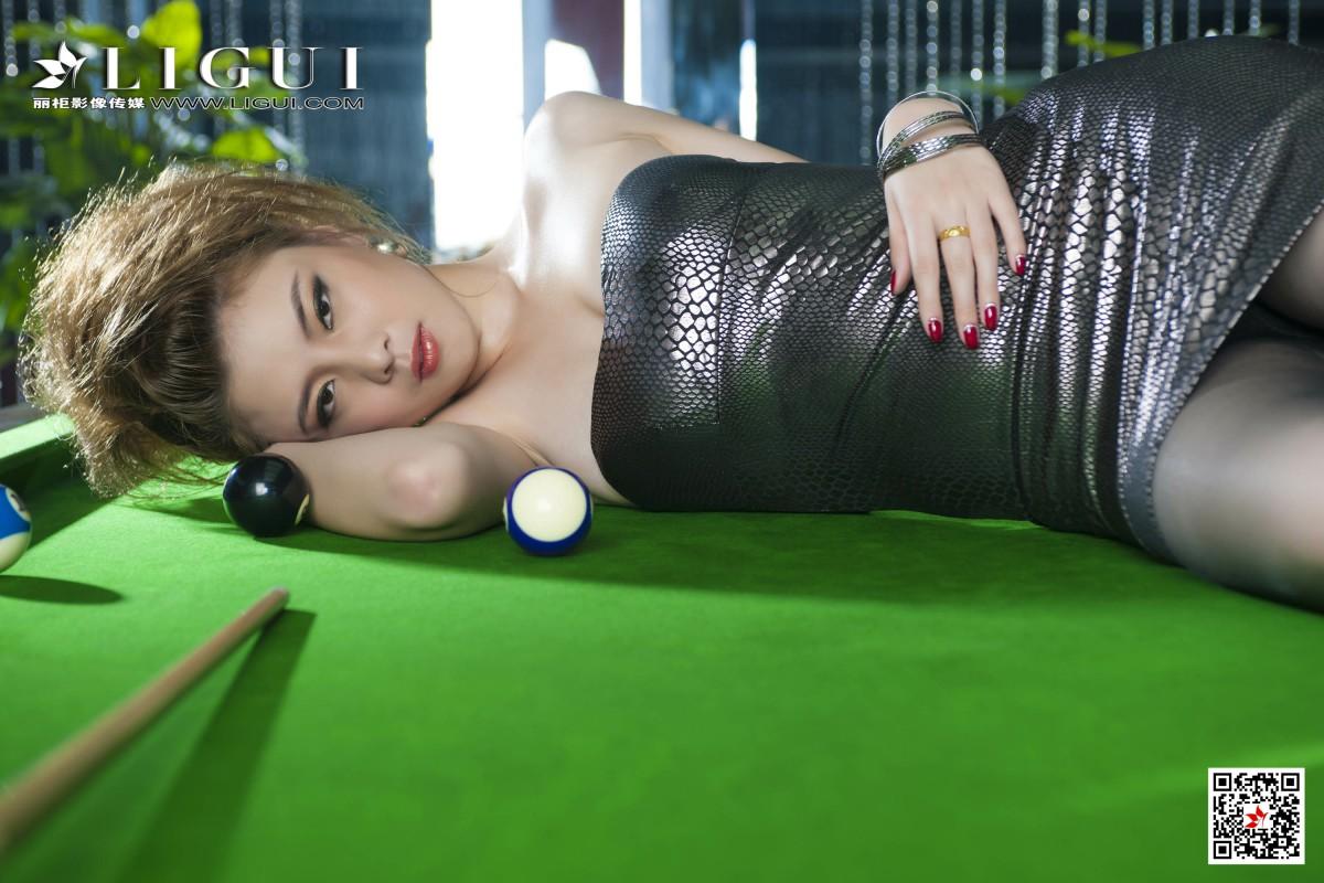[Ligui丽柜]2020.04.30 网络丽人 Model 小娜 第3张