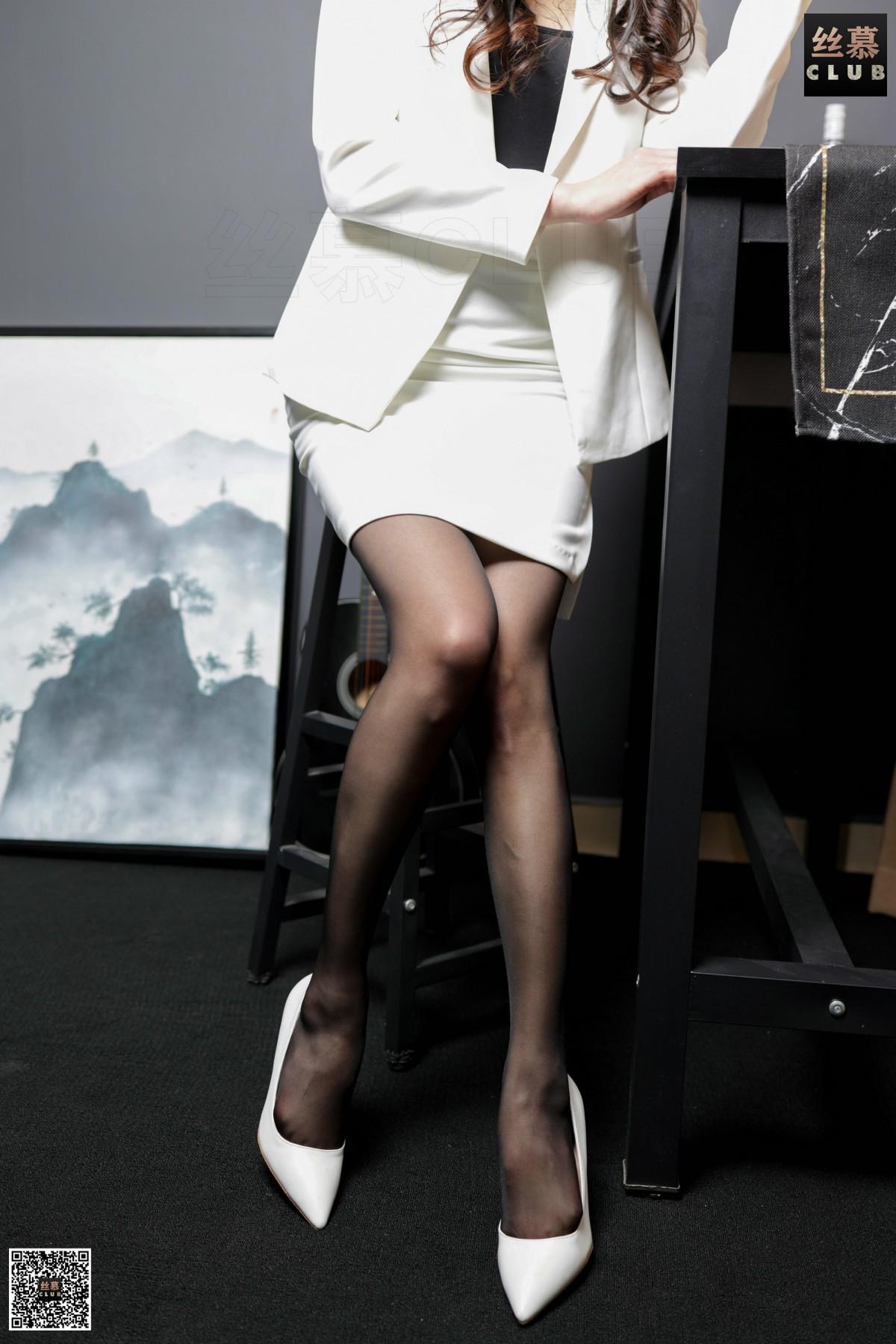 丝慕写真 花姐 - 白领的品酒体验 第4张