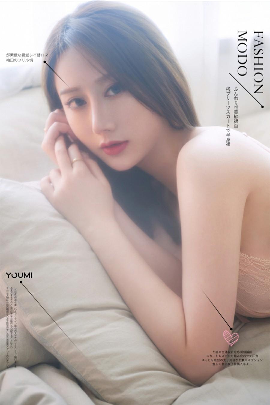 [YouMi尤蜜] 2020.06.05 苏小曼 恋上蕾丝 第1张