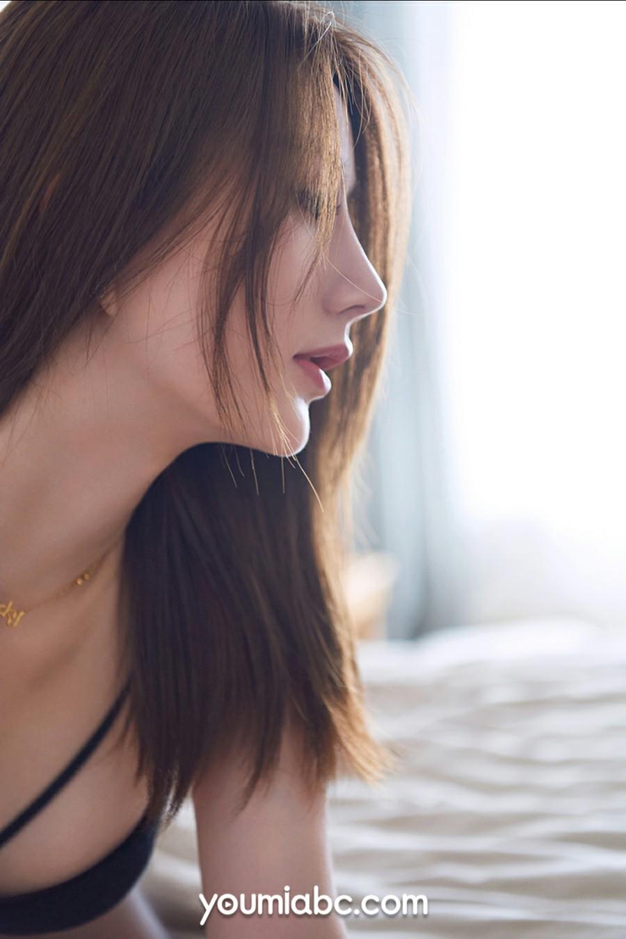 [YouMi尤蜜] 2020.06.05 苏小曼 恋上蕾丝 第2张