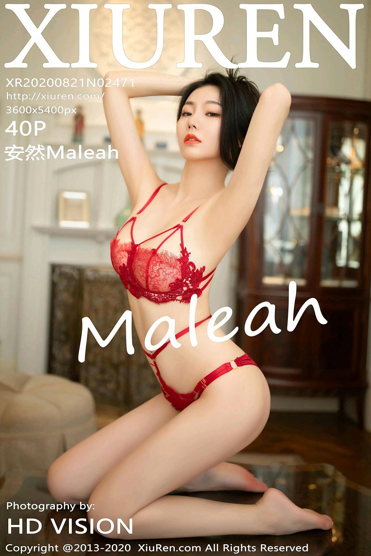 [XiuRen秀人网] 2020.08.21 No.2471 安然Maleah 第1张