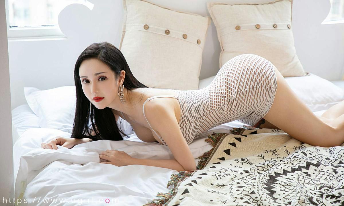 [Ugirls尤果网]爱尤物 2020.08.24 No.1895 Yuki又又 我的女友高白甜 第4张