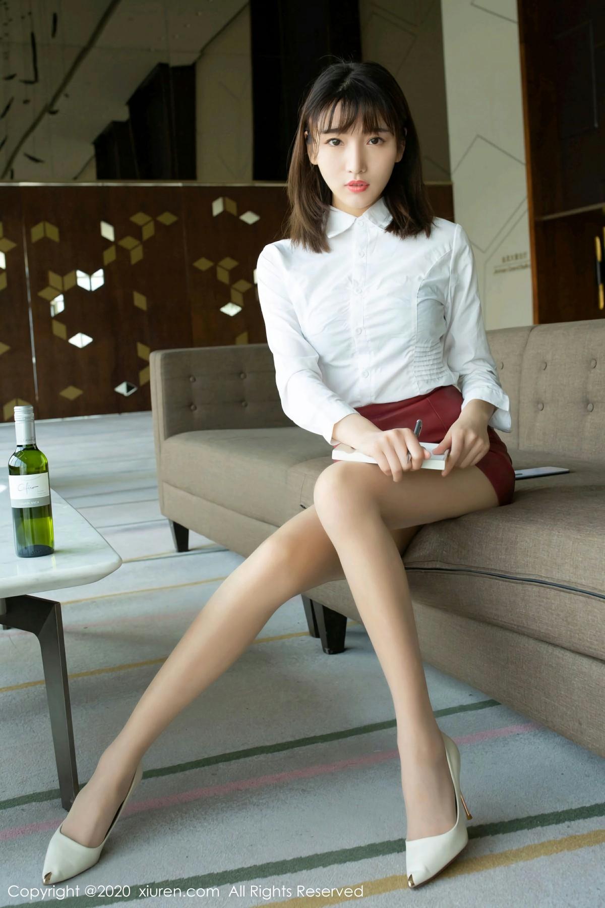[XiuRen秀人网] 2020.07.31 No.2393 陆萱萱 第2张
