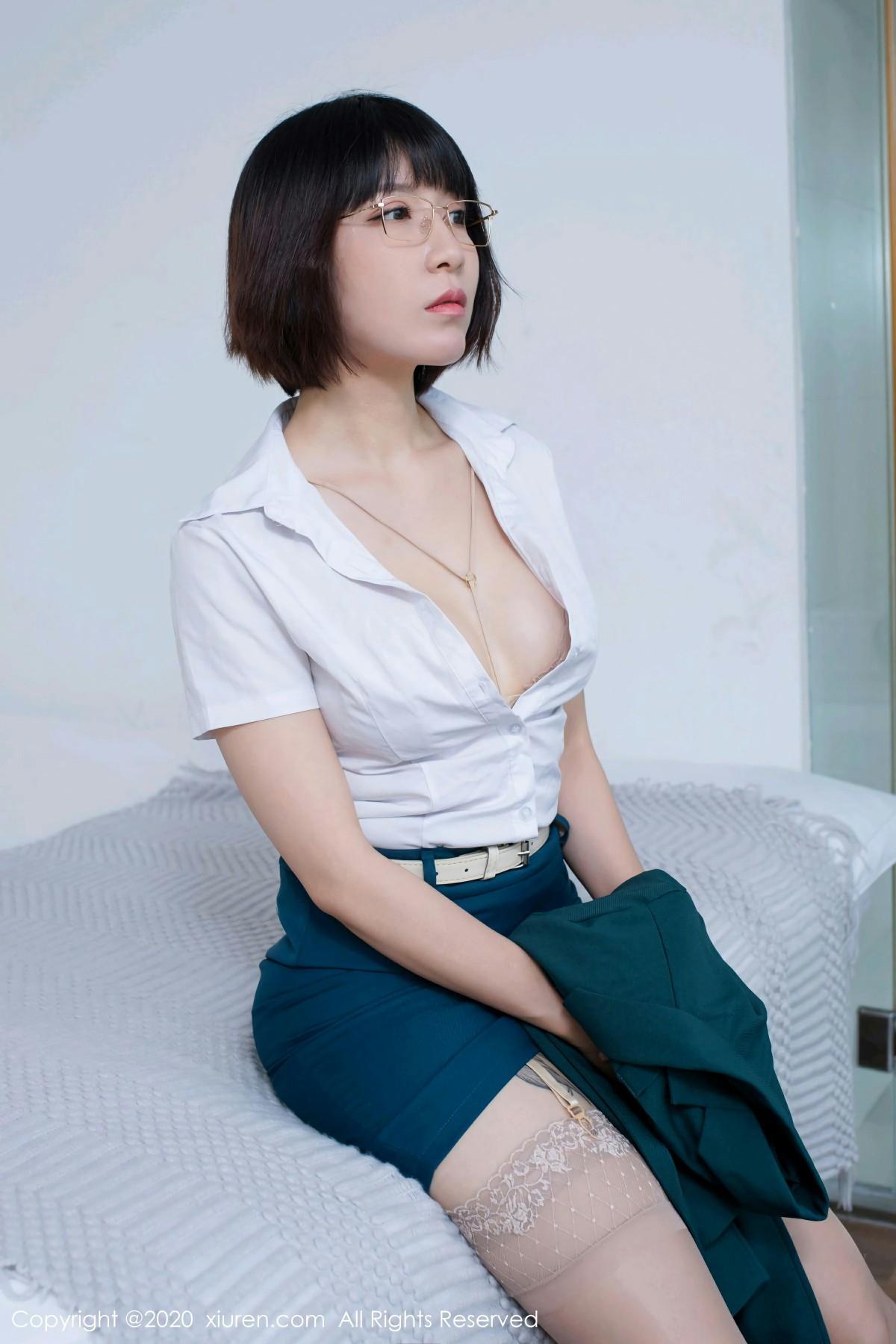 [XiuRen秀人网] 2020.07.31 No.2390 安妮斯朵拉_Ann 第4张