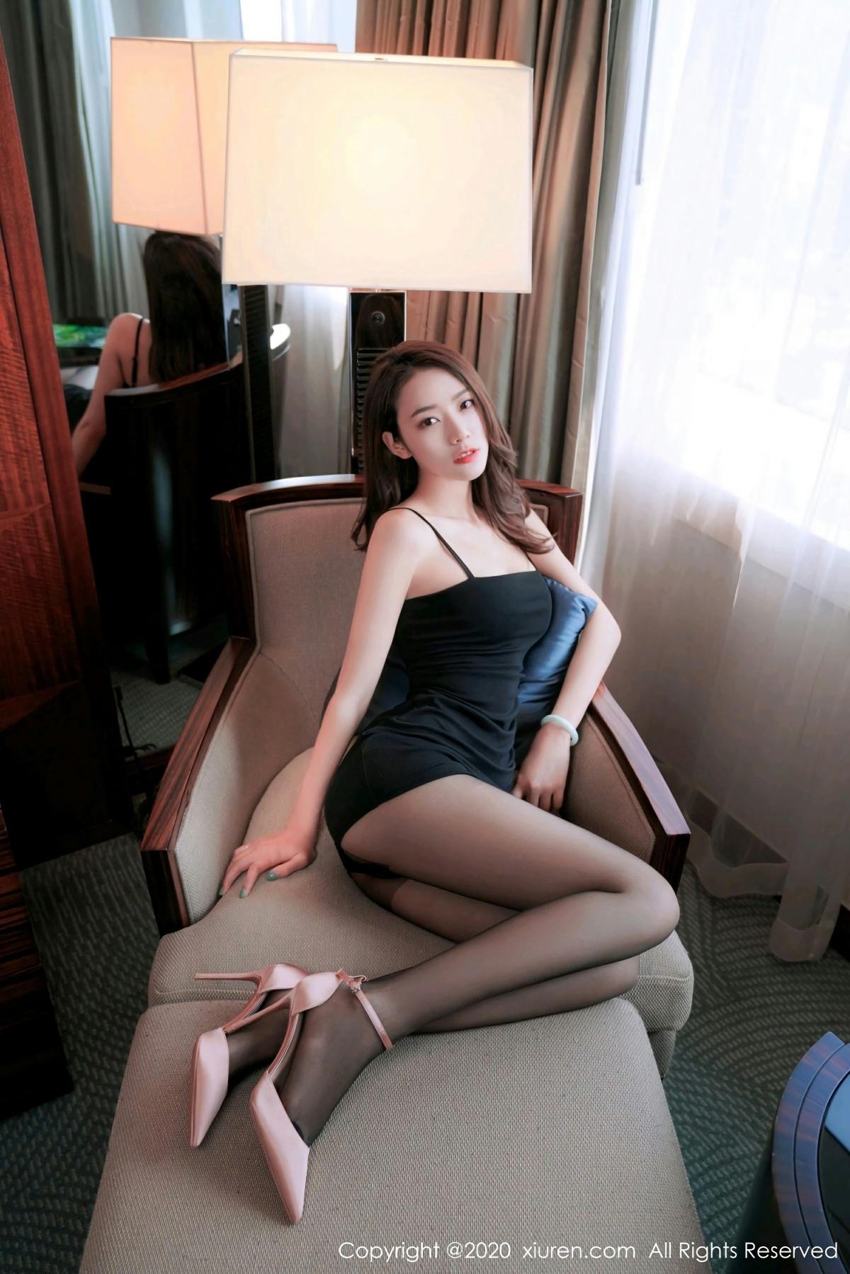[XiuRen秀人网] 2020.07.28 No.2376 方子萱 第2张