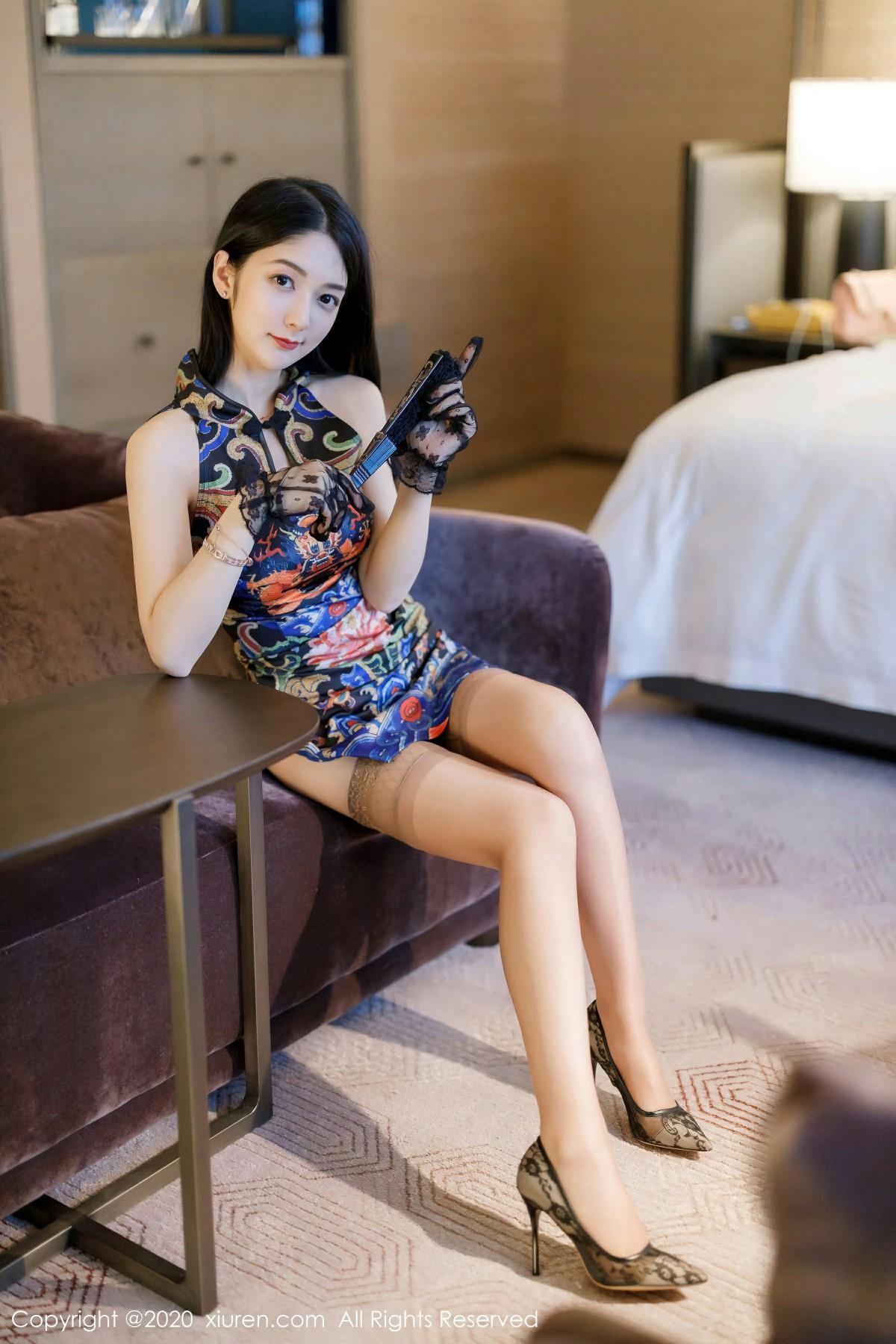 [XiuRen秀人网] 2020.07.24 No.2366 Angela小热巴 第4张