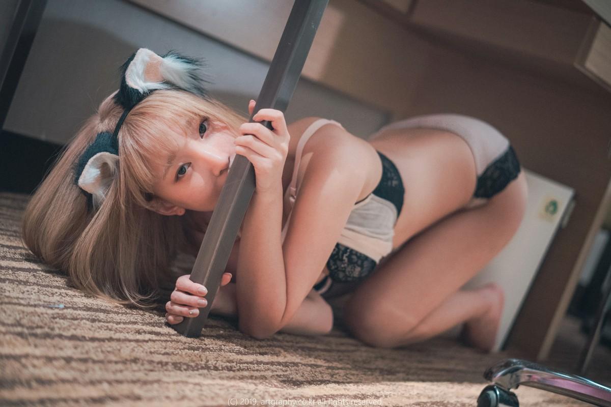 [ARTGRAVIA] VOL.056 巨乳少女姜仁卿 第3张