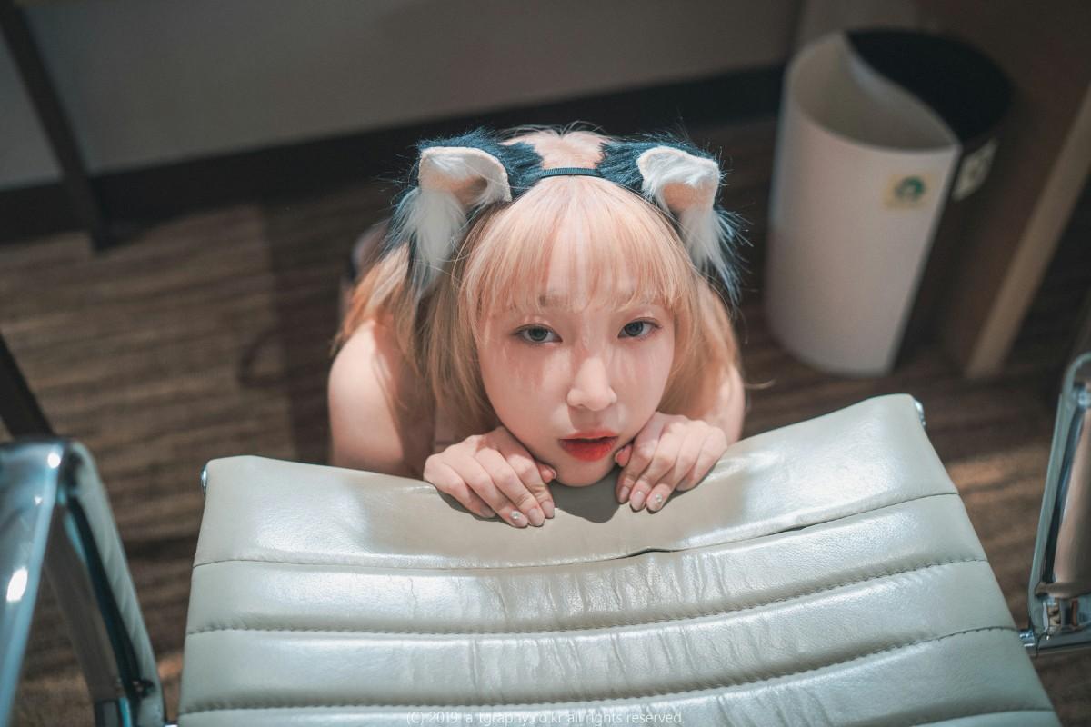 [ARTGRAVIA] VOL.056 巨乳少女姜仁卿 第4张