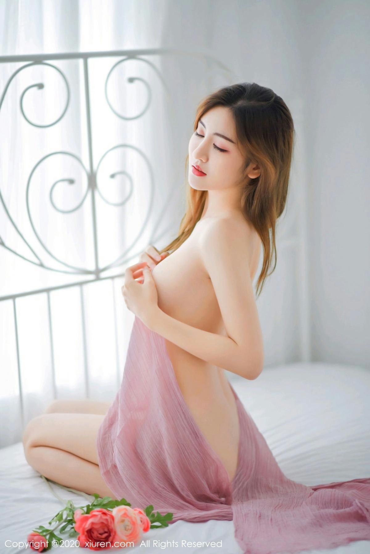 [XiuRen秀人网] 2020.09.08 No.2537 沈梦瑶 茶艺表演 第2张