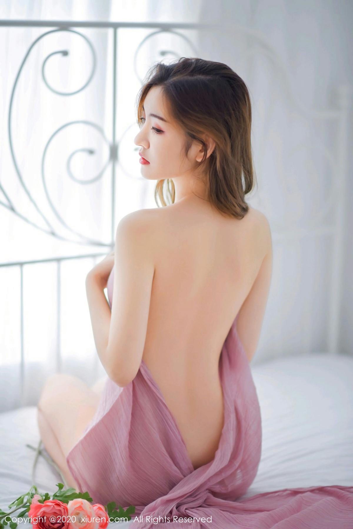 [XiuRen秀人网] 2020.09.08 No.2537 沈梦瑶 茶艺表演 第3张