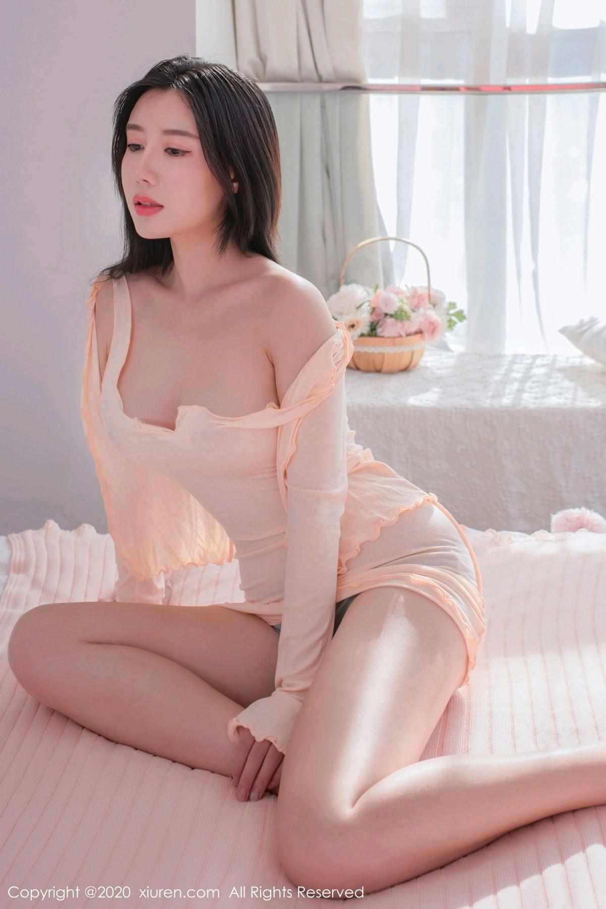 [XiuRen秀人网] 2020.09.03 No.2520 陈梦babe 魔鬼身材 第4张