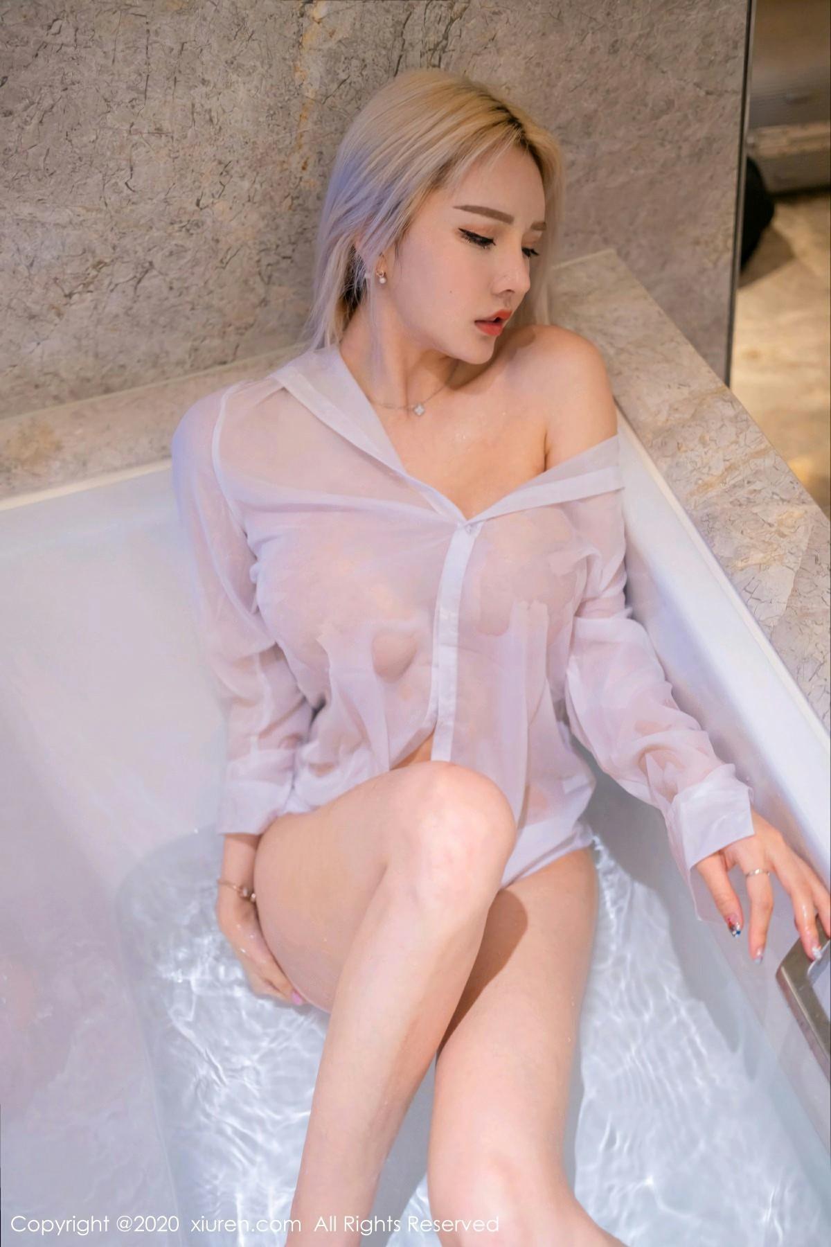 [XiuRen秀人网] 2020.08.25 No.2485 淼淼小姐姐呀 第2张