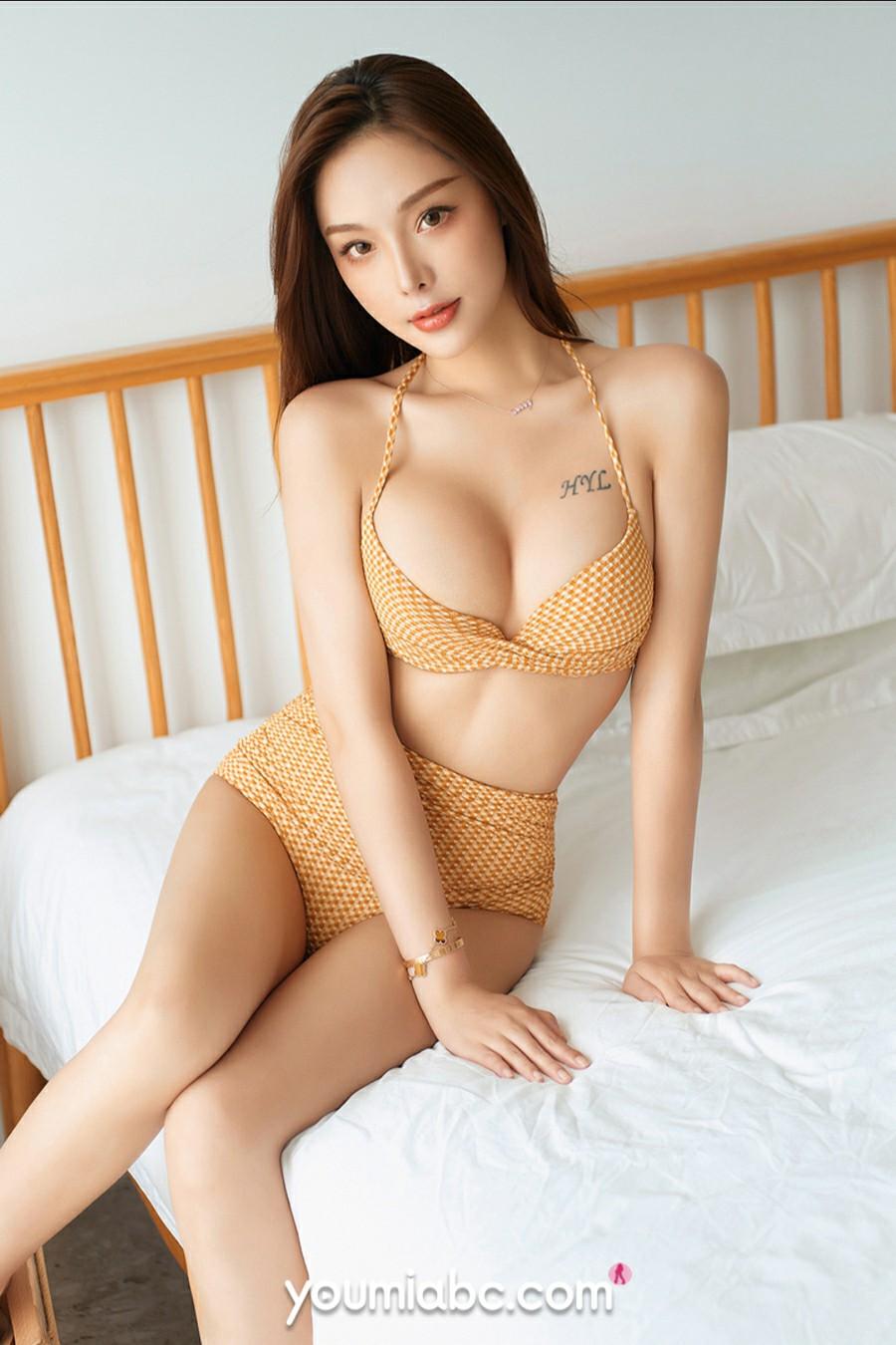 [YouMi尤蜜] 2020.10.16 陈圆圆 爱情激素 第2张