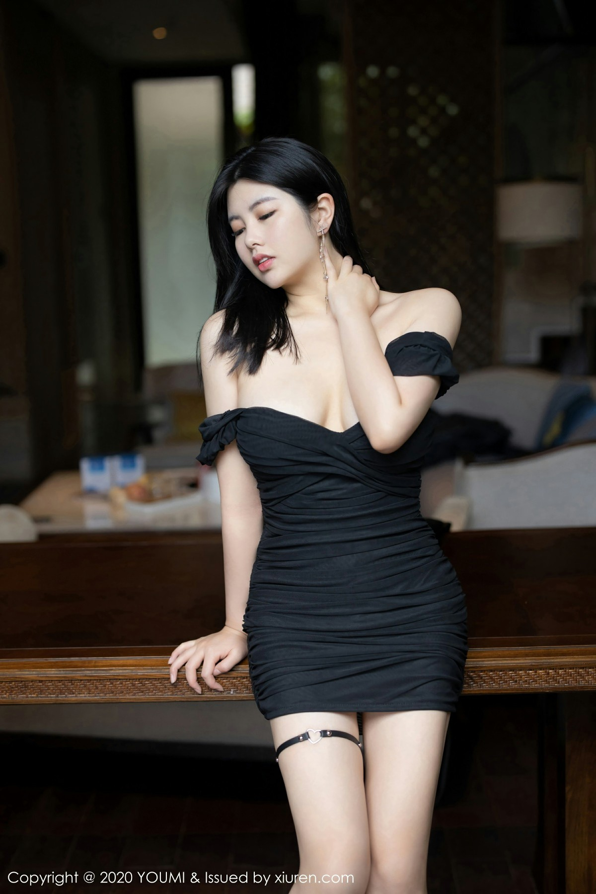 [YOUMI尤蜜荟] 2020.10.09 VOL.539 娜露Selena 第2张