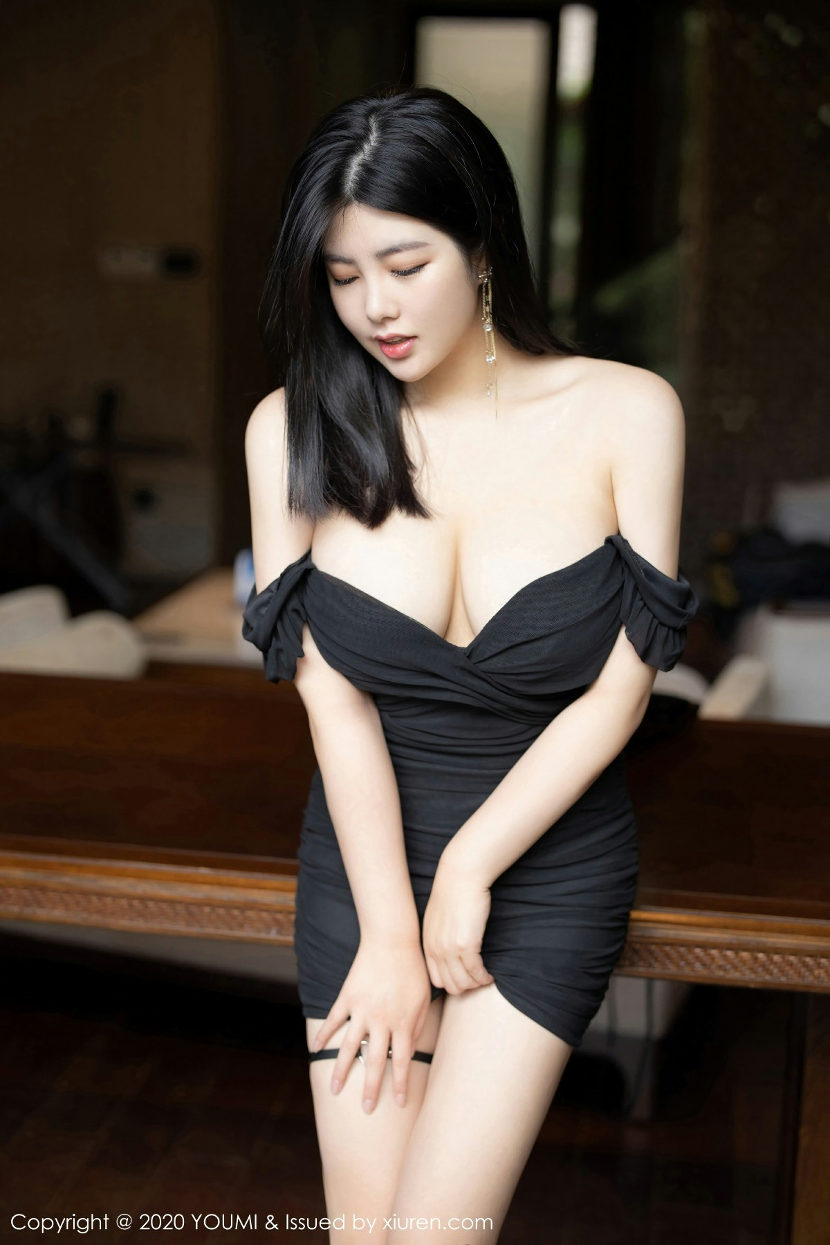 [YOUMI尤蜜荟] 2020.10.09 VOL.539 娜露Selena 第4张