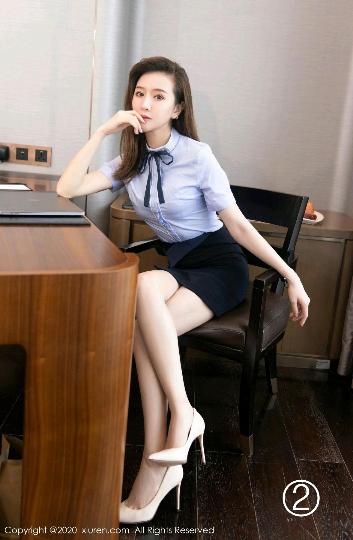 [XiuRen秀人网] 2020.09.29 No.2617 模特合集 第3张